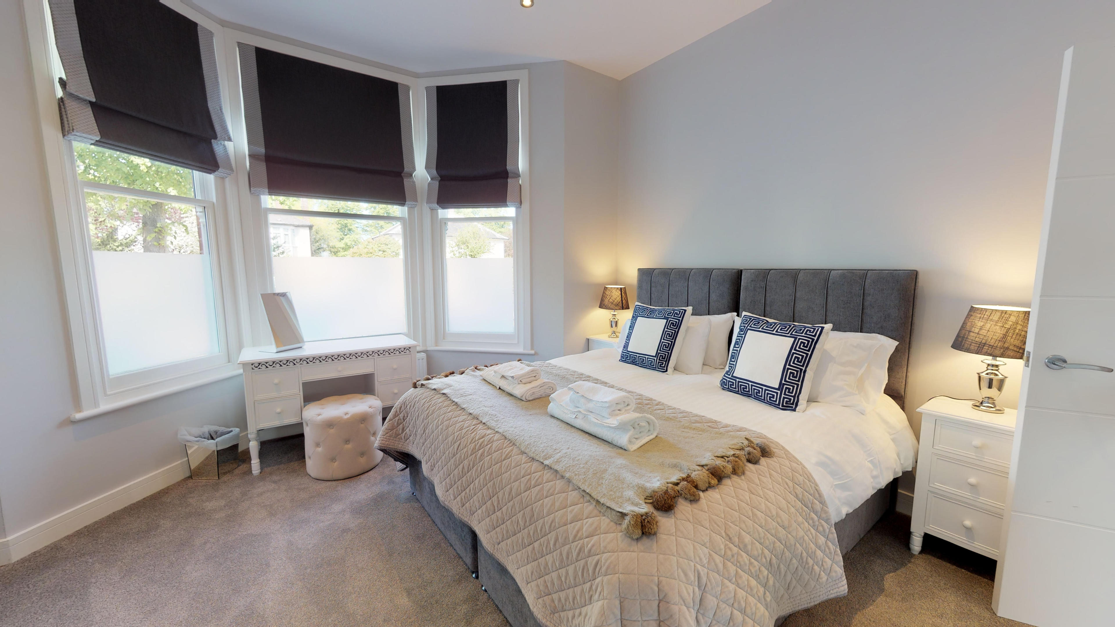 Leamington Spa Serviced Apartments Dunara Beauchamp Corner