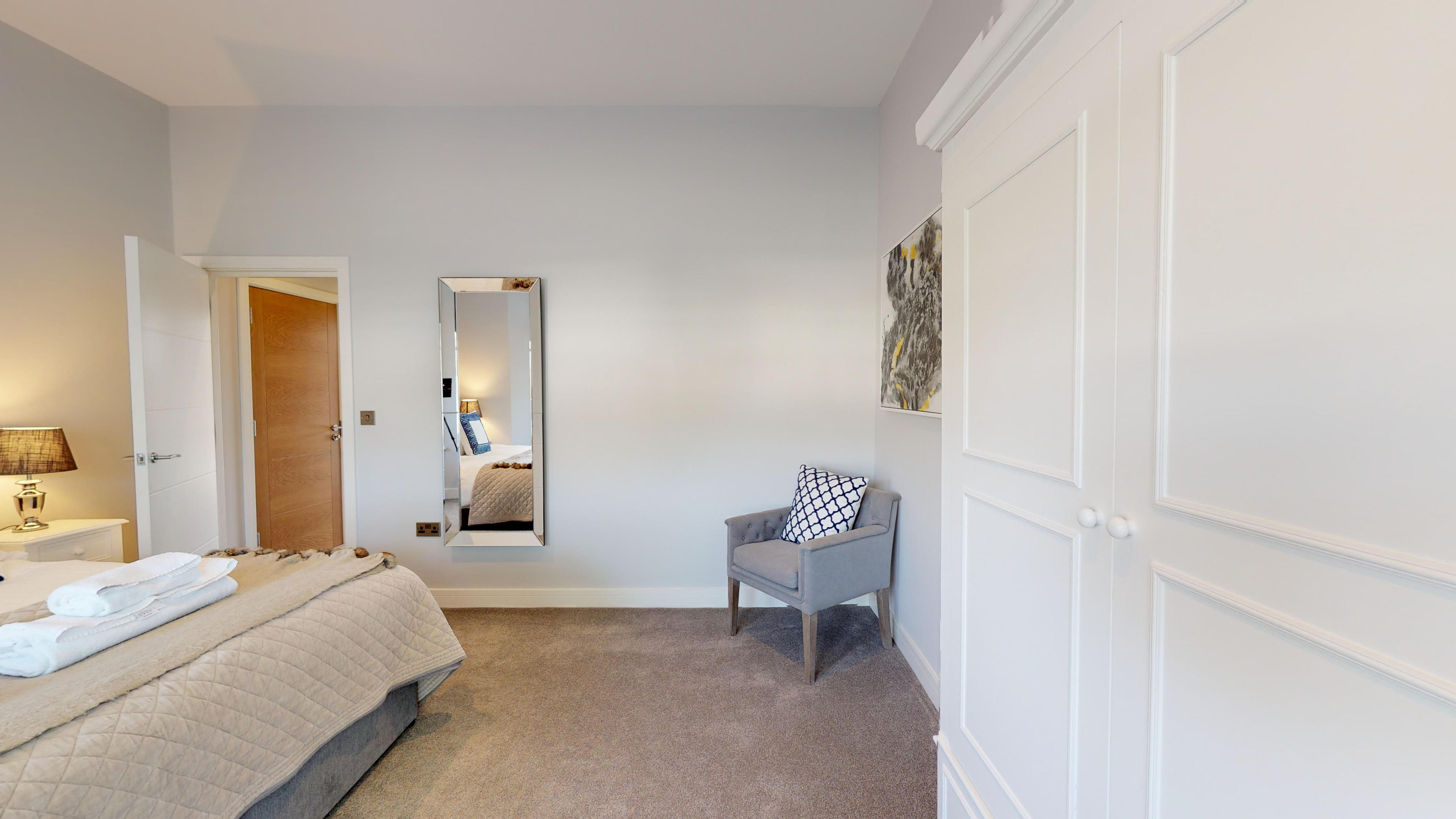 Leamington Spa Serviced Apartments Dunara Beauchamp Straight