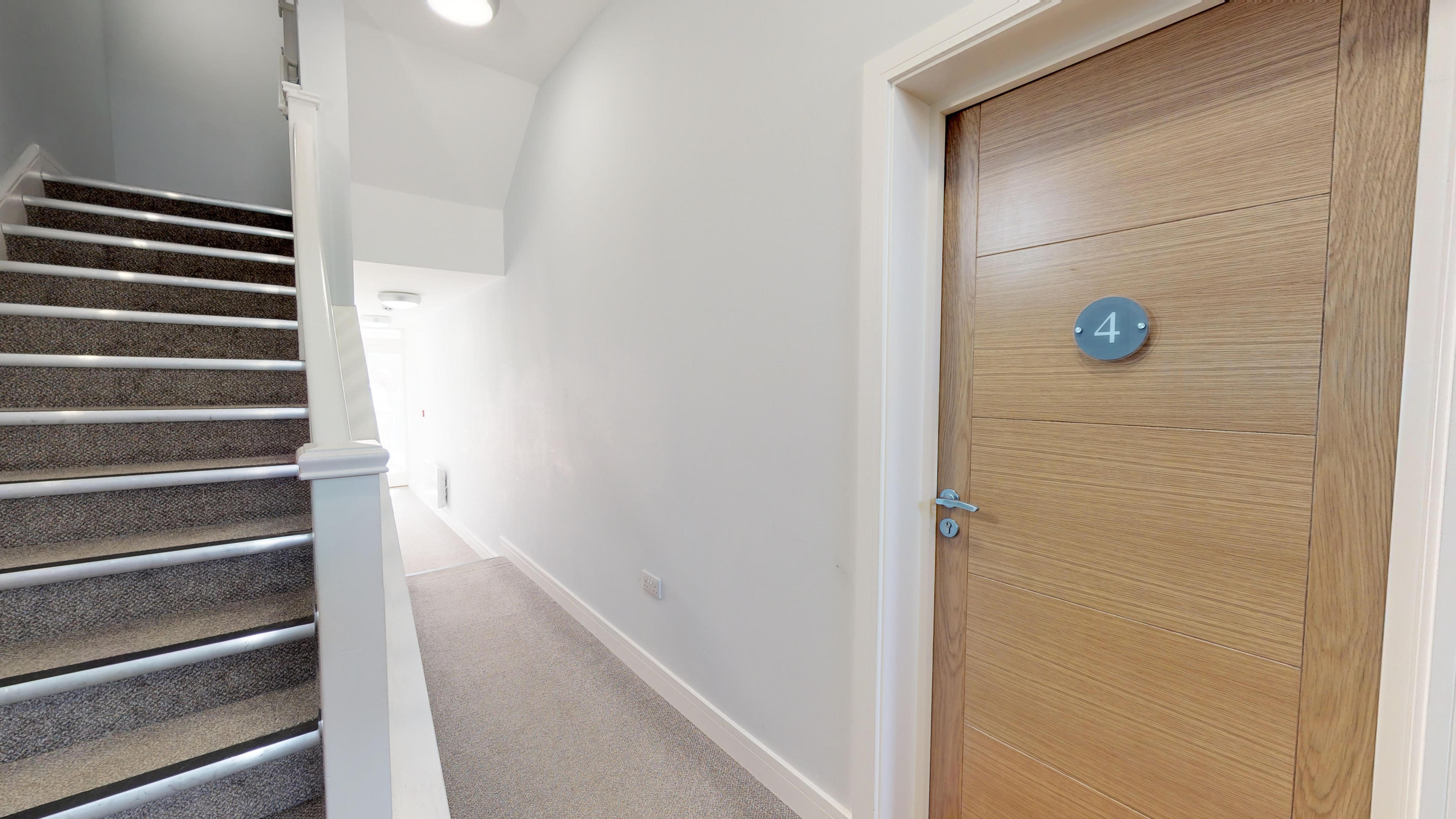 Leamington Spa Serviced Apartments Dunara Interior