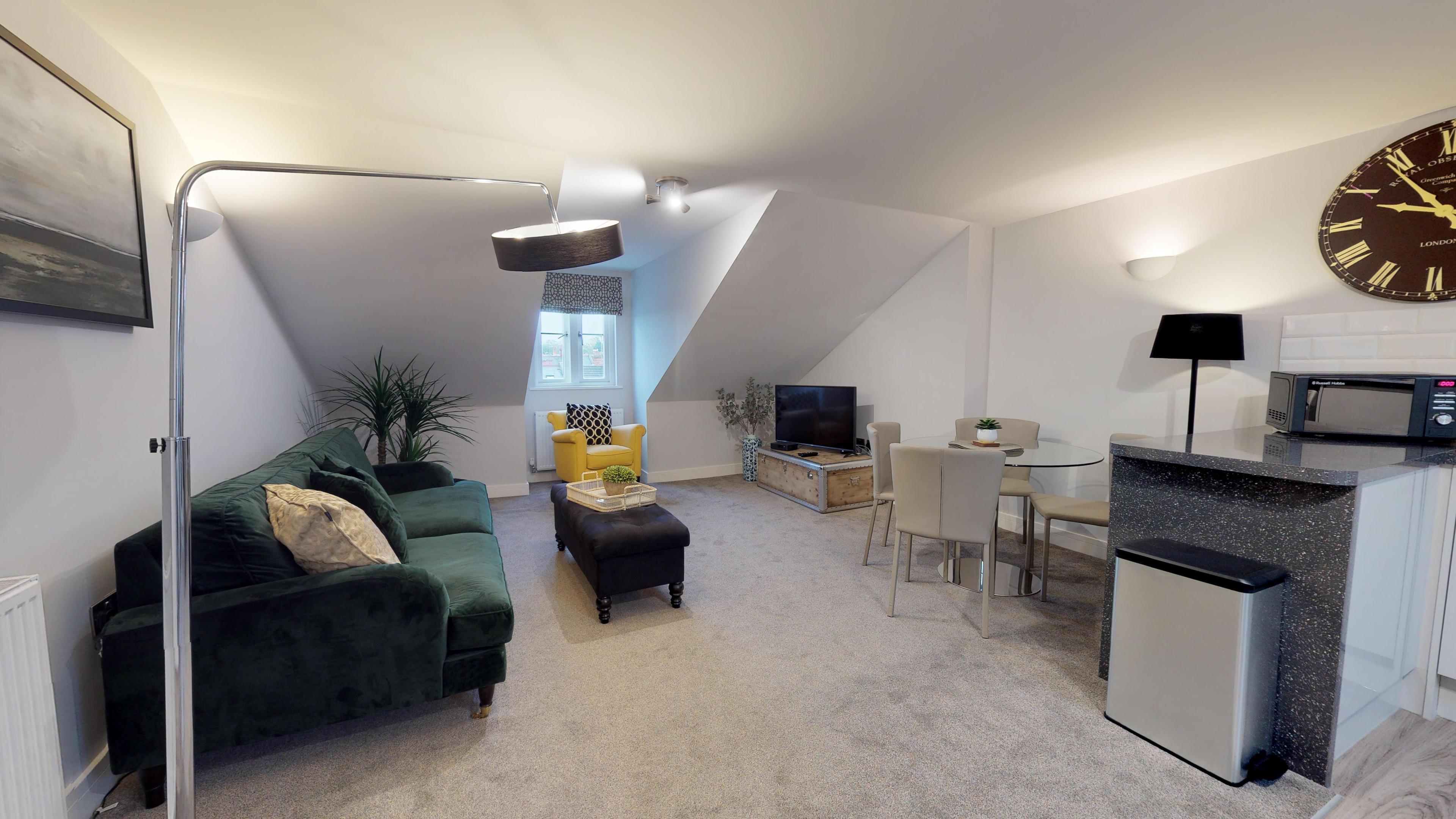Leamington Spa Serviced Apartments Dunara Shakespeare Living