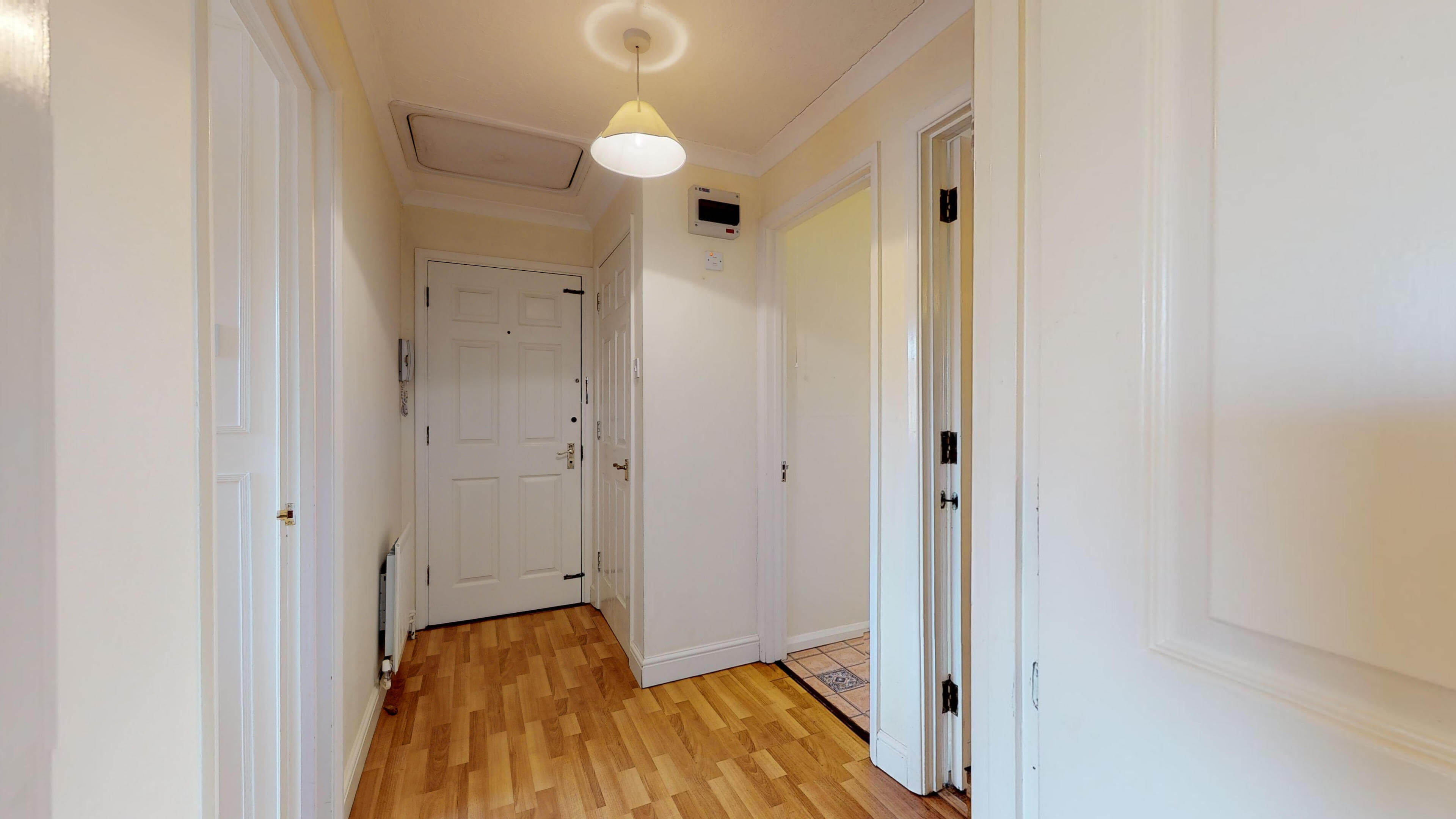 Millbank Oxford City Centre Short Stay Apartment Sleeps 4 Hall