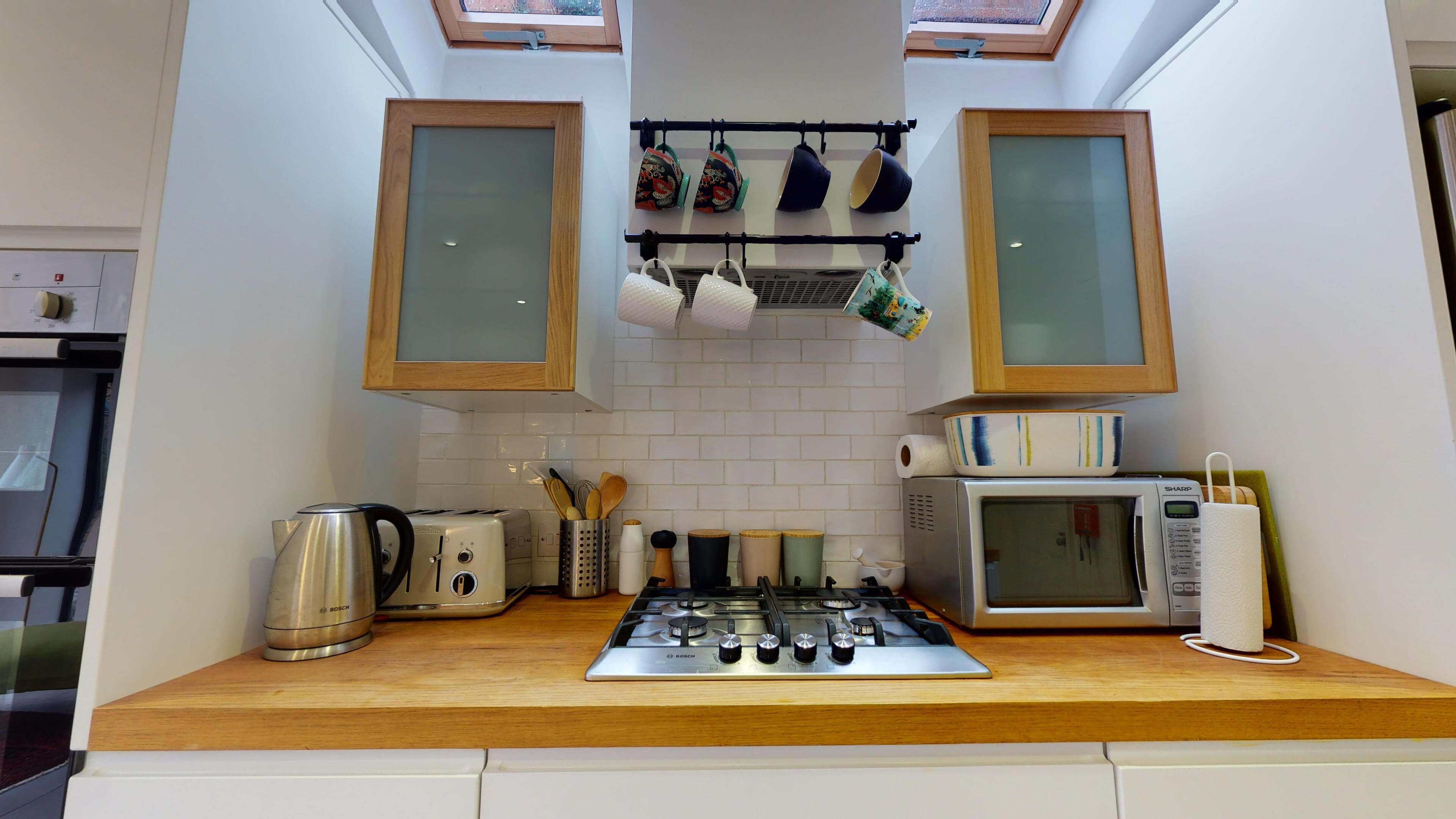 The Oxford Artists House Kitchen Units