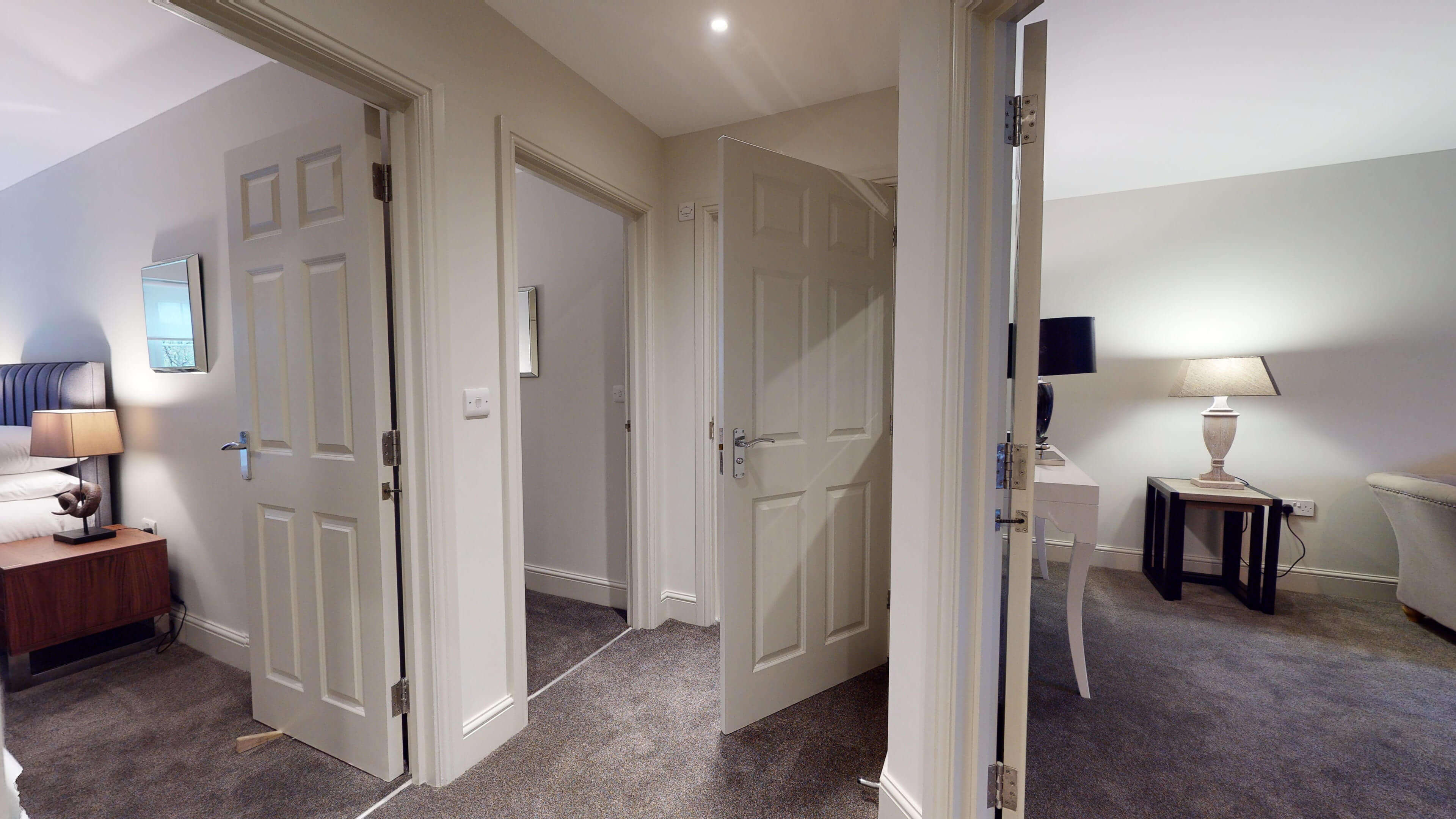 Oxford Serviced Apartment Blenheim Suite Rooms
