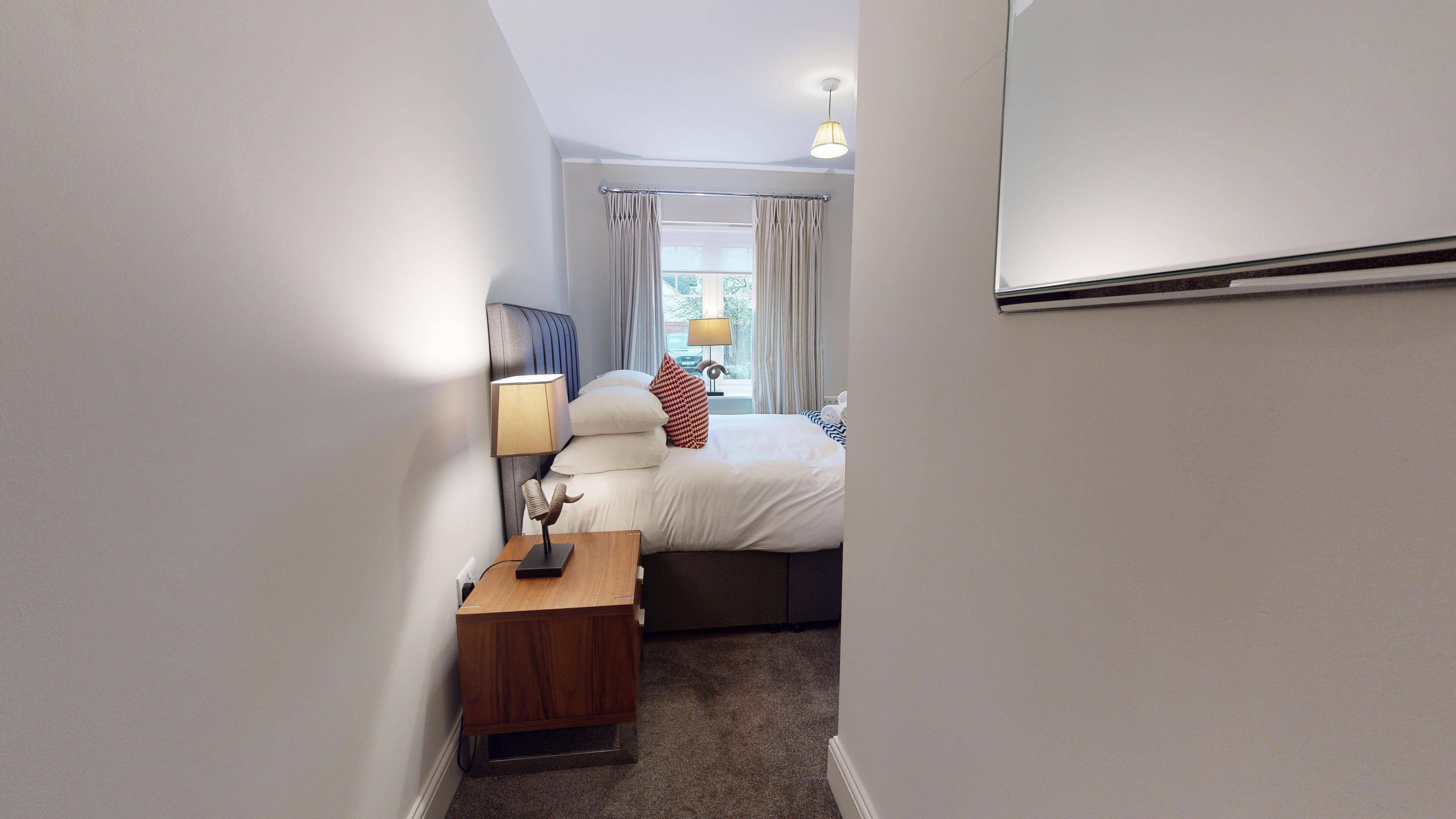 Oxford Serviced Apartment Blenheim Suite Bedroom Two 2