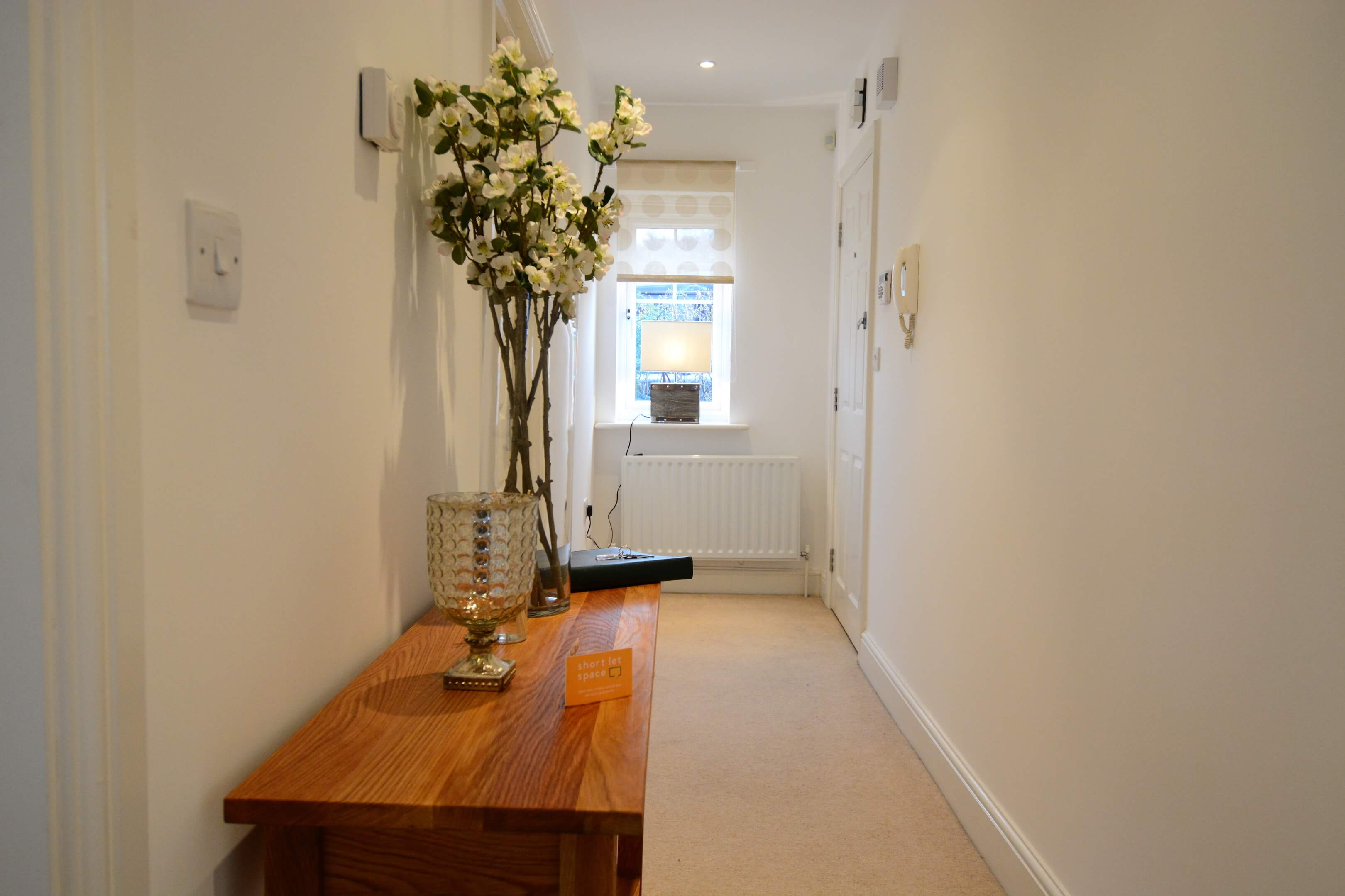 Oxford One Bedroom Vanbrugh Woodstock Serviced Apartment 010