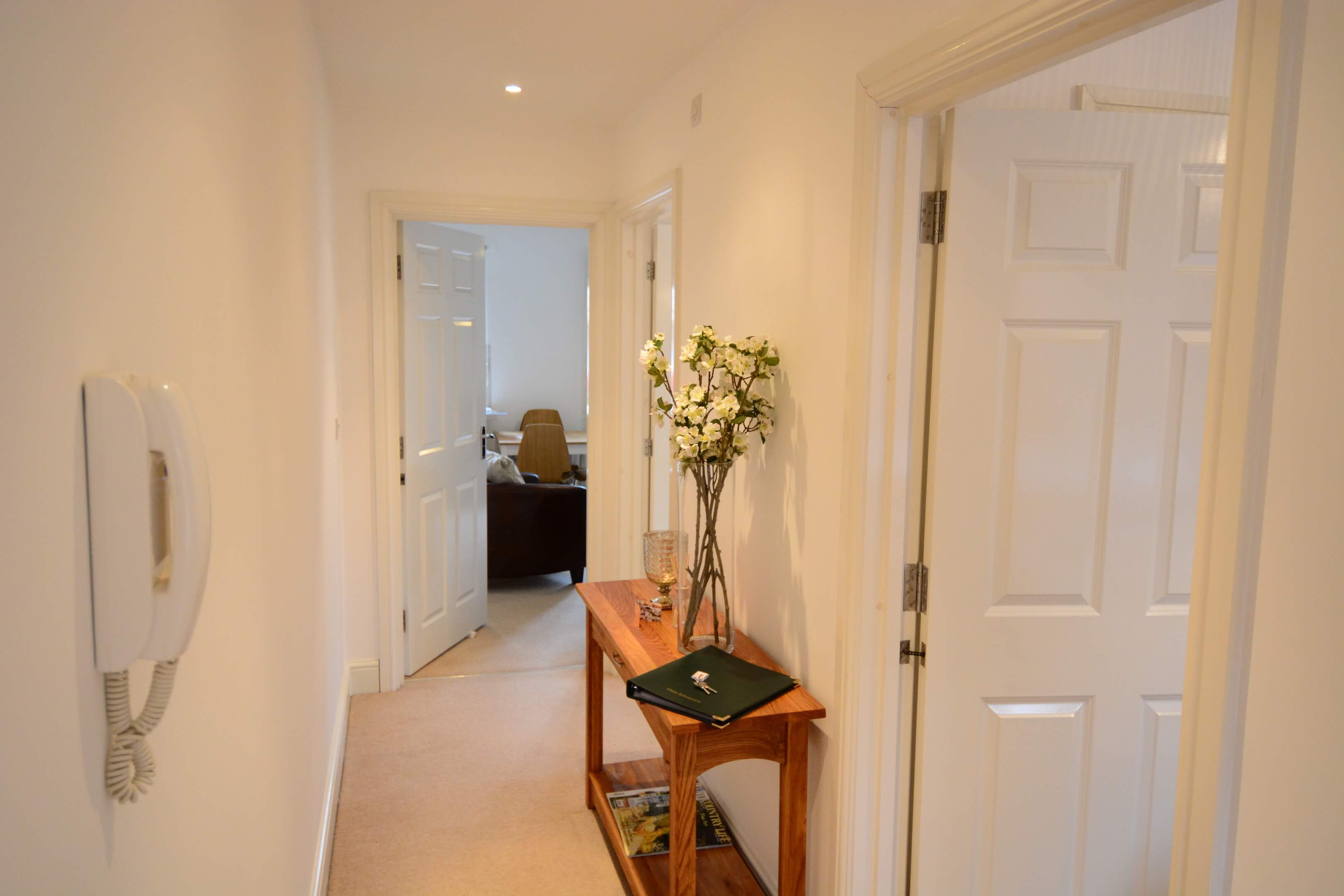 Oxford One Bedroom Vanbrugh Woodstock Serviced Apartment 009