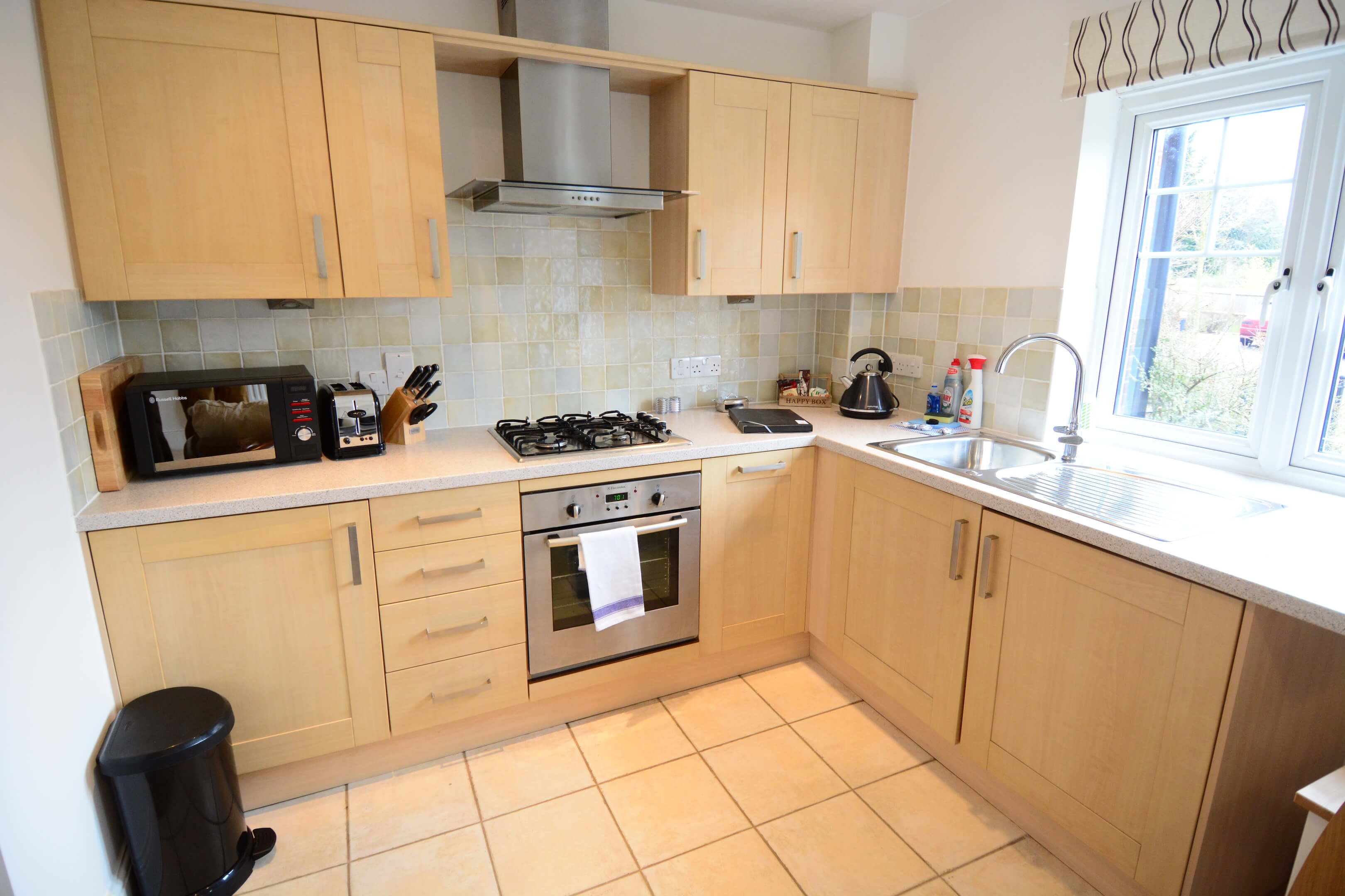 Oxford One Bedroom Vanbrugh Woodstock Serviced Apartment 005