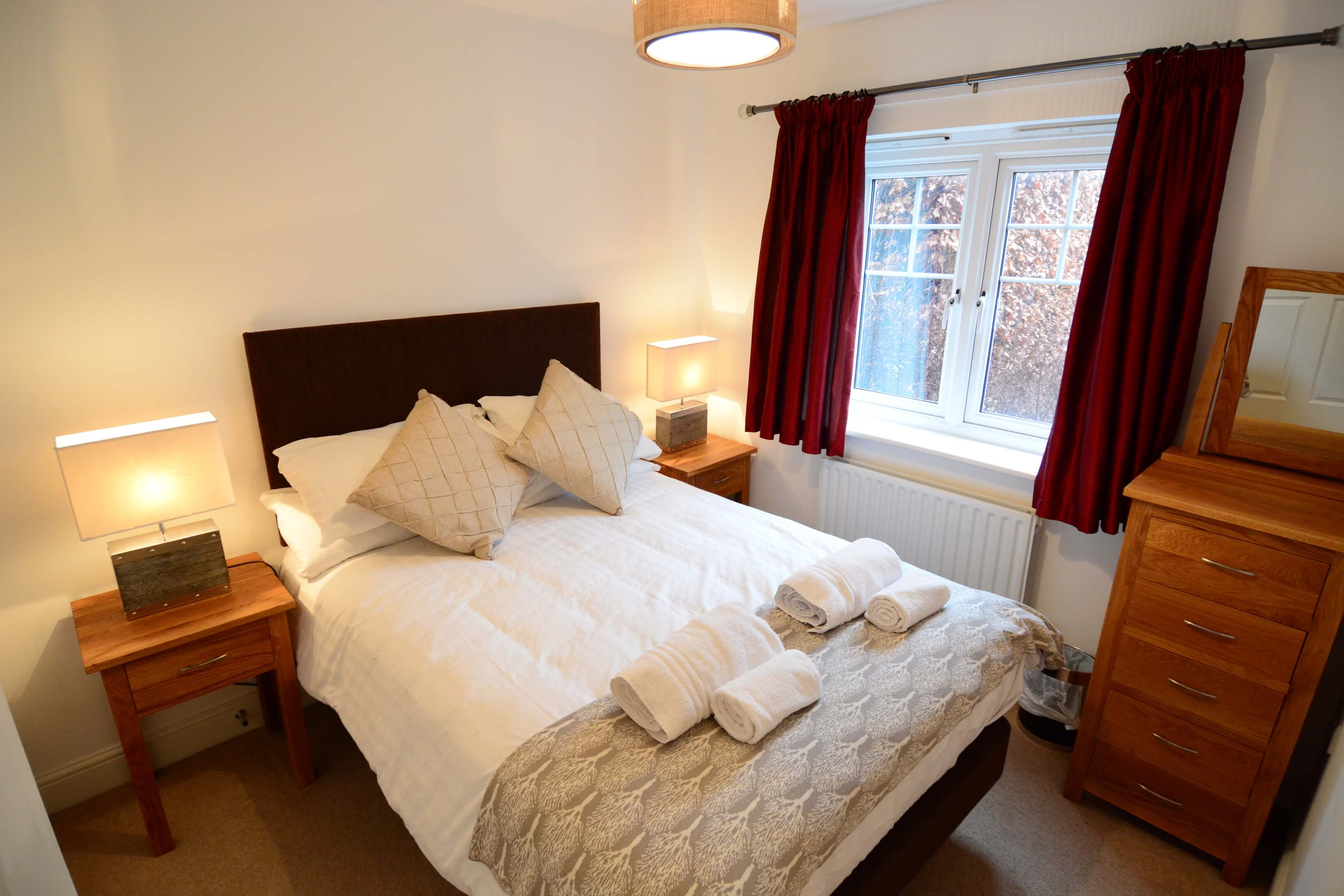 Oxford One Bedroom Vanbrugh Woodstock Serviced Apartment 003