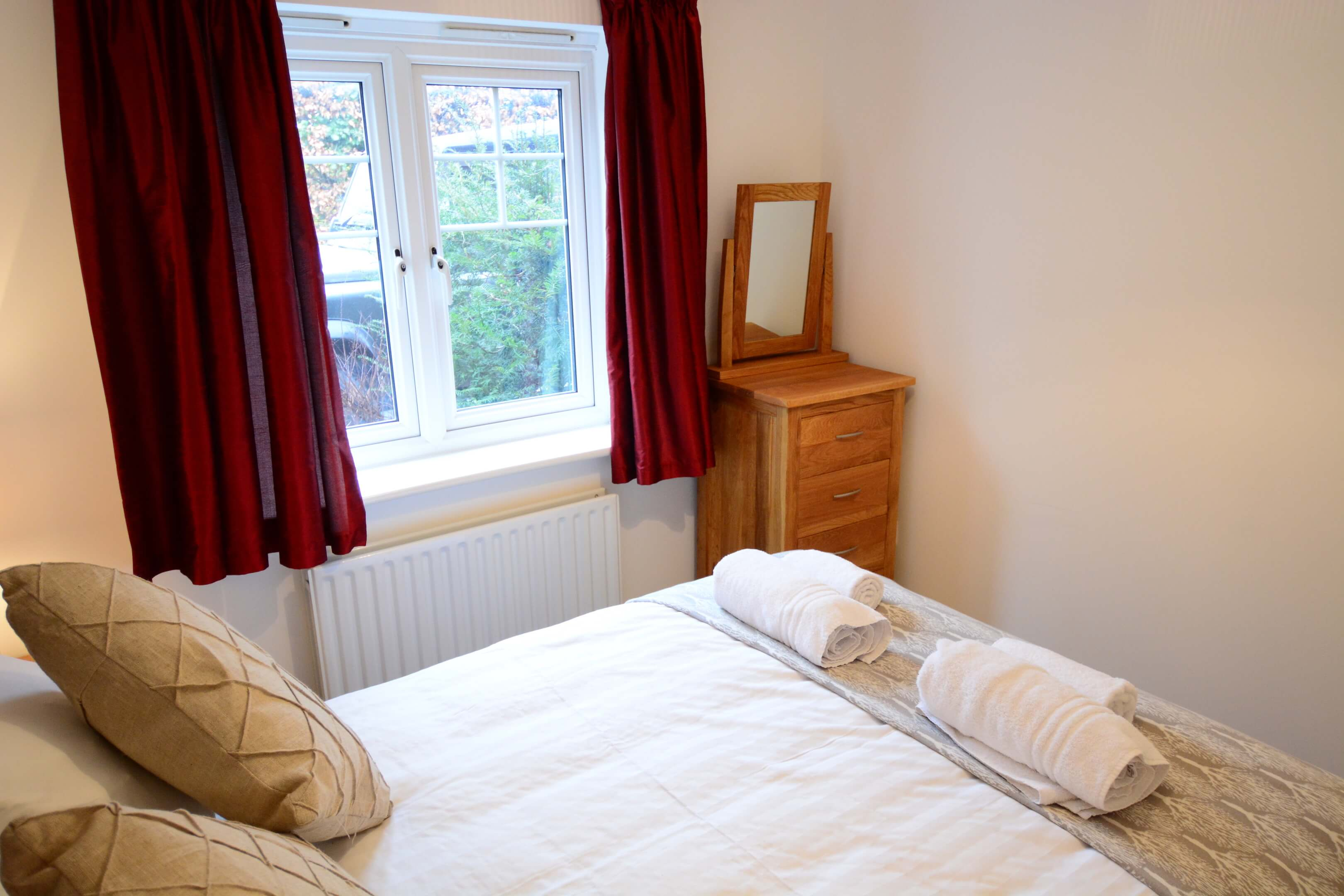 Oxford One Bedroom Vanbrugh Woodstock Serviced Apartment 002
