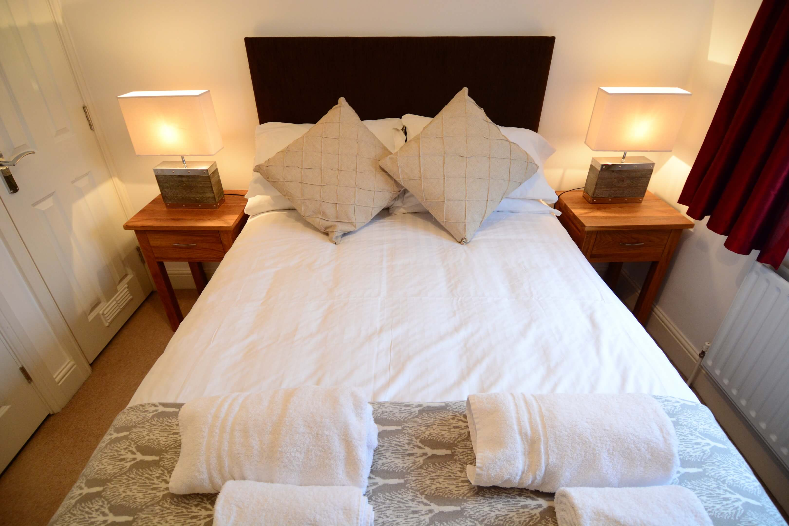 Oxford One Bedroom Vanbrugh Woodstock Serviced Apartment 001