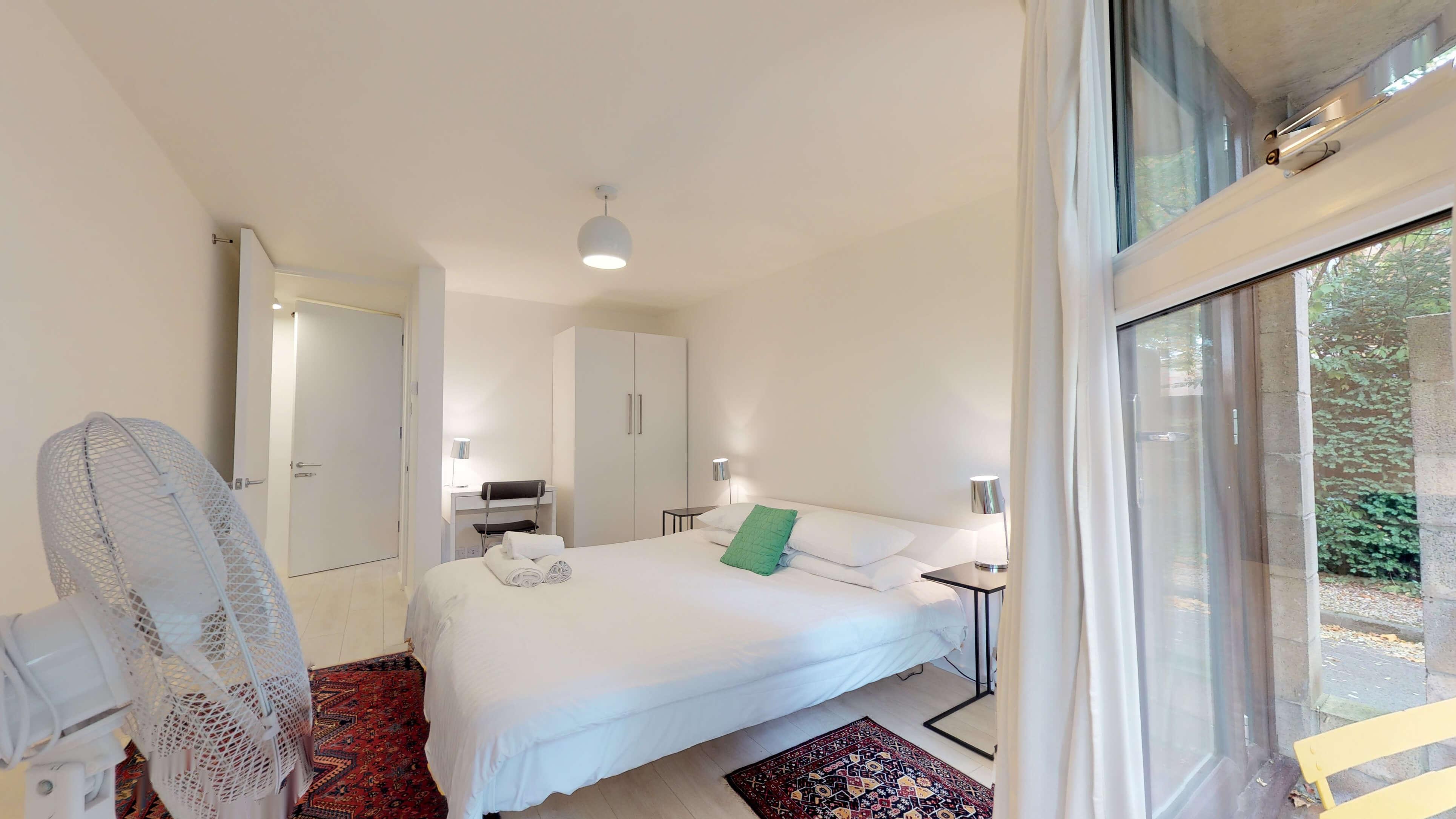 Joseph Wright Short Stay Oxford Apartment 10