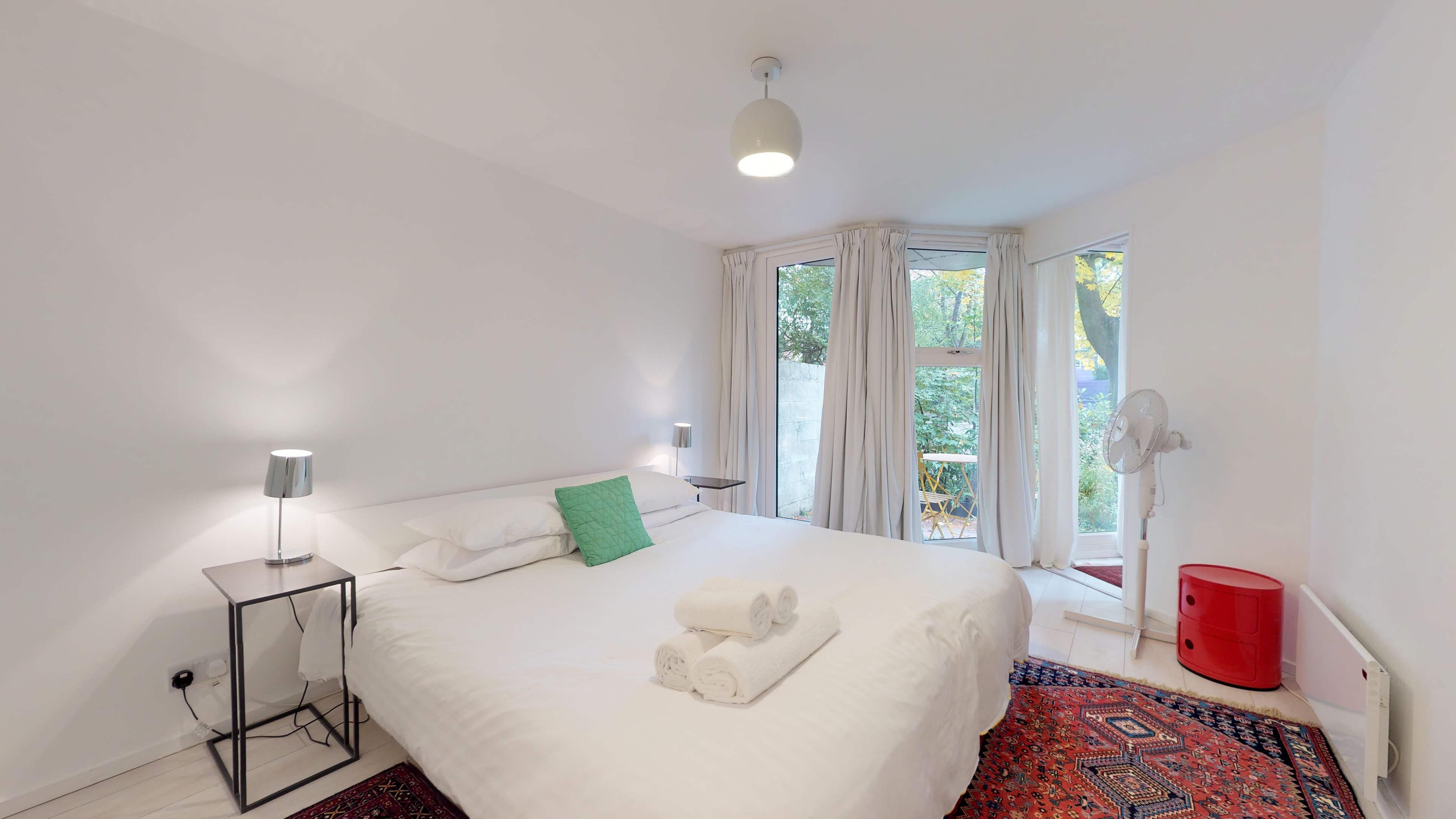 Joseph Wright Short Stay Oxford Apartment 9