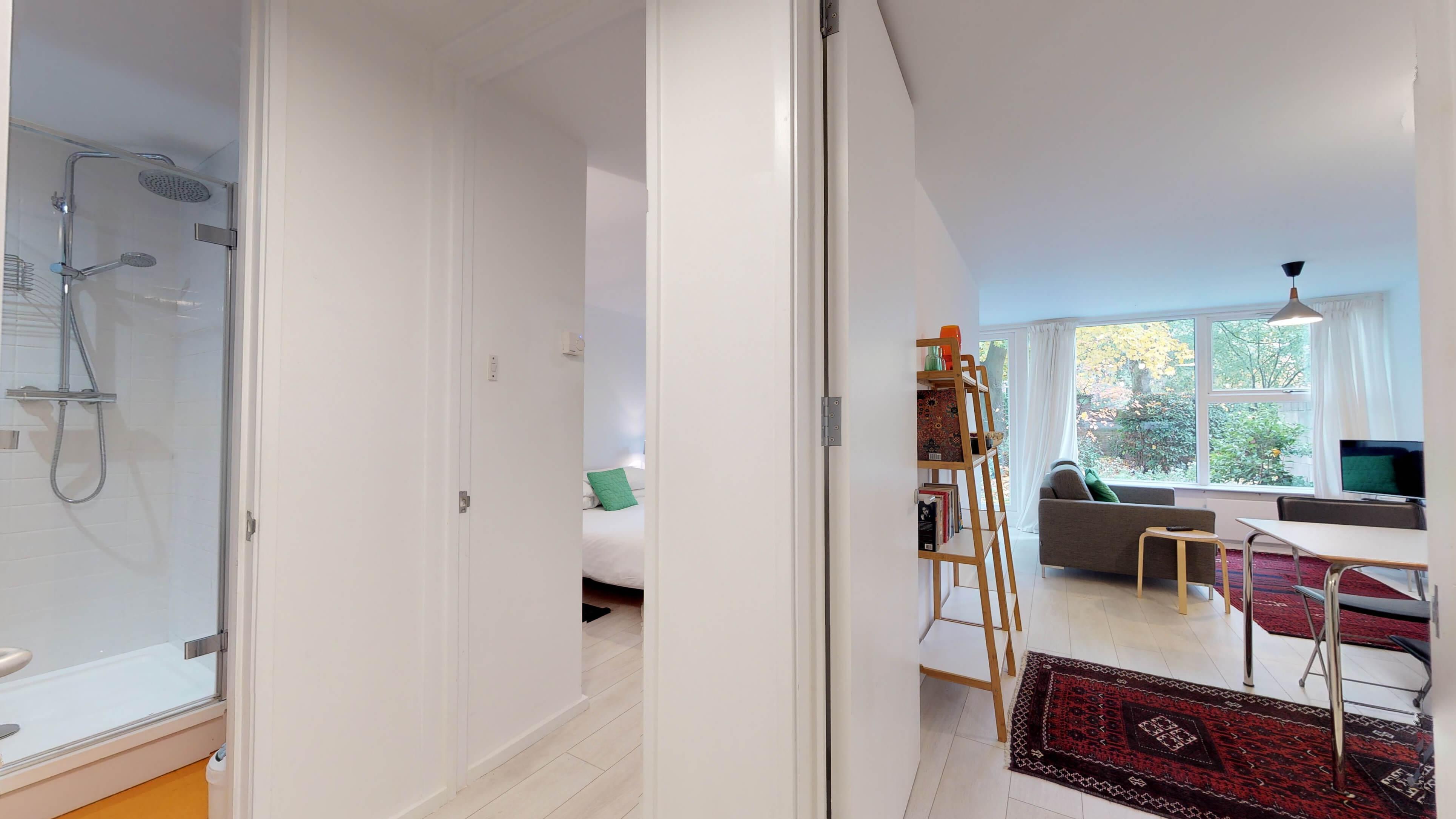 Joseph Wright Short Stay Oxford Apartment 5