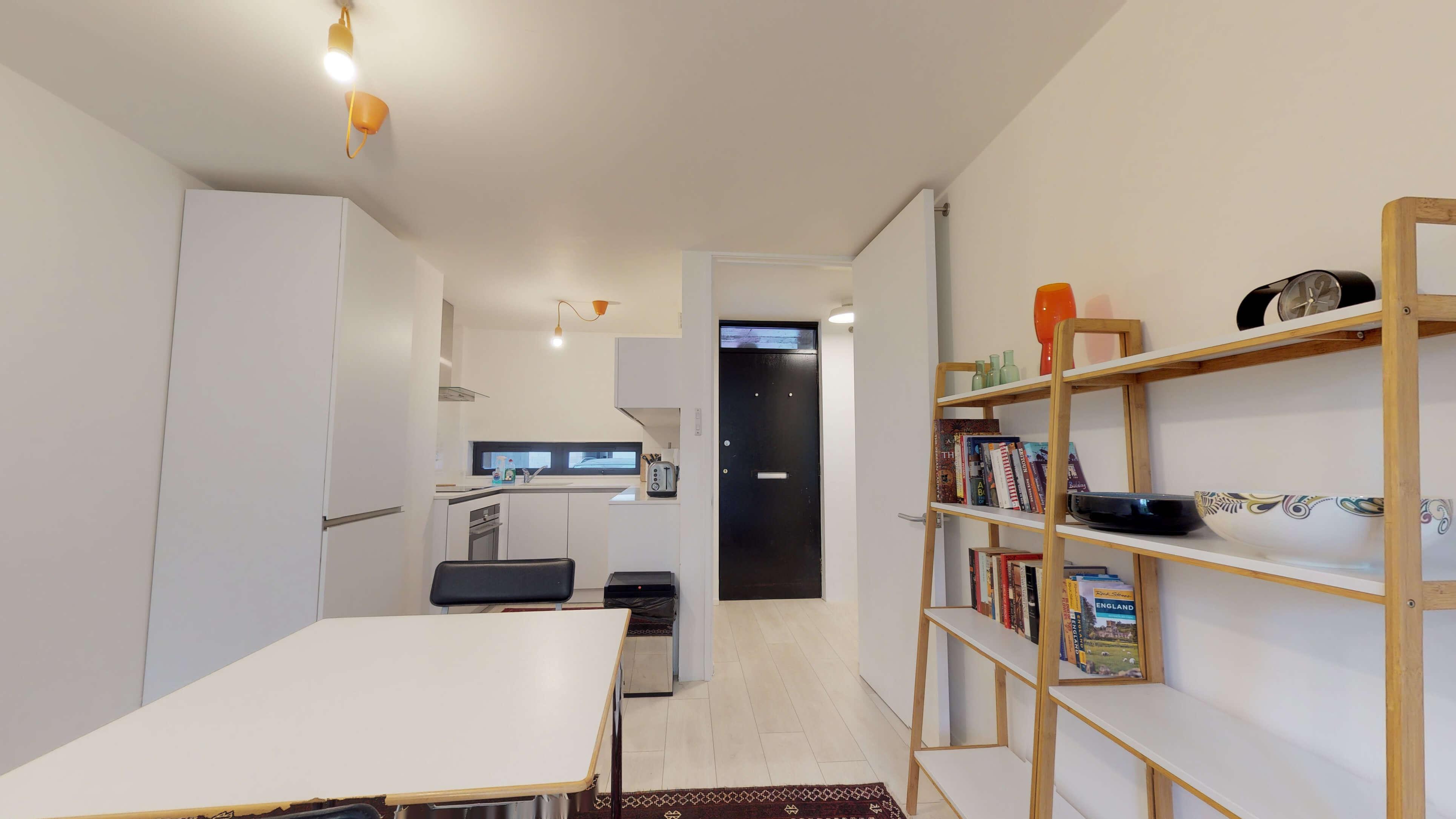 Joseph Wright Short Stay Oxford Apartment 4