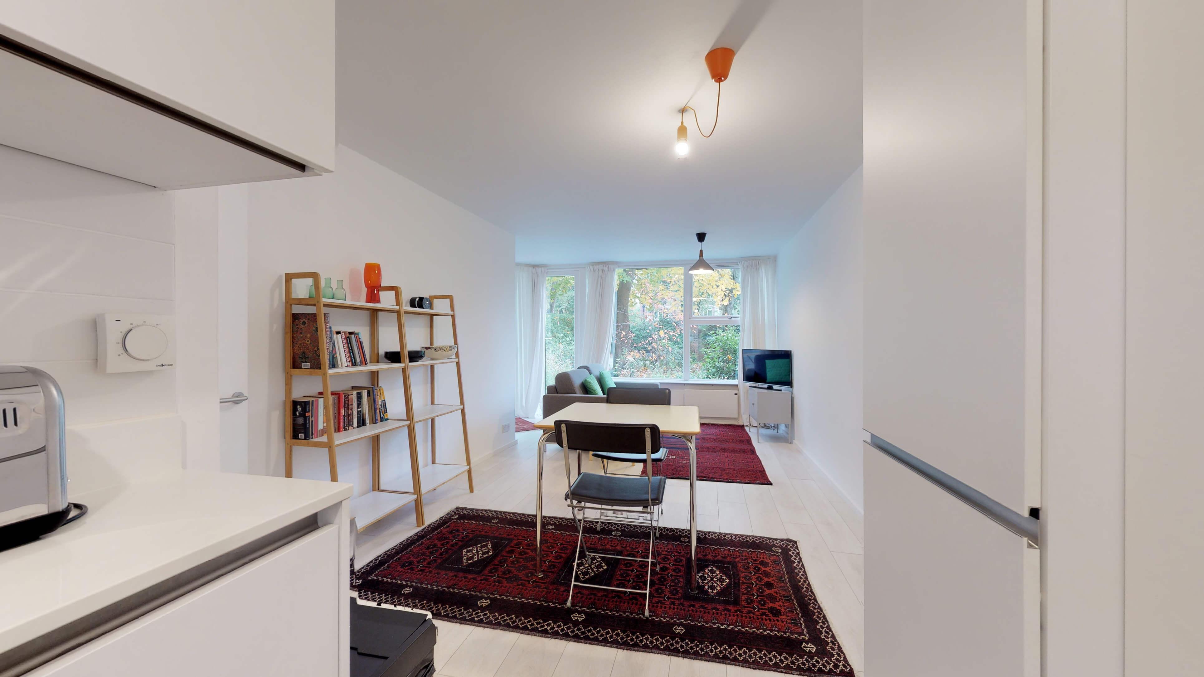 Joseph Wright Short Stay Oxford Apartment 3