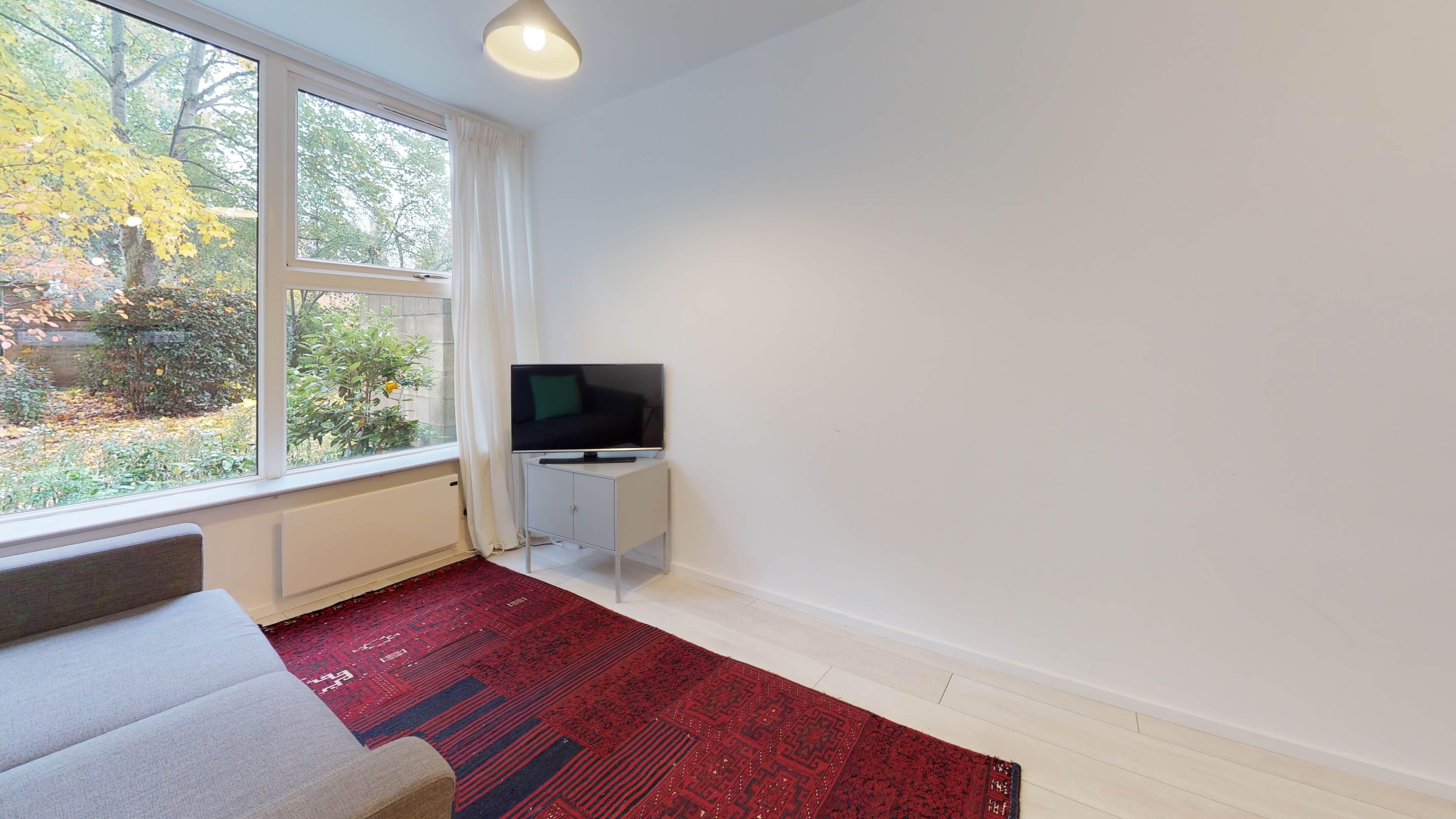 Joseph Wright Apartment Living Room