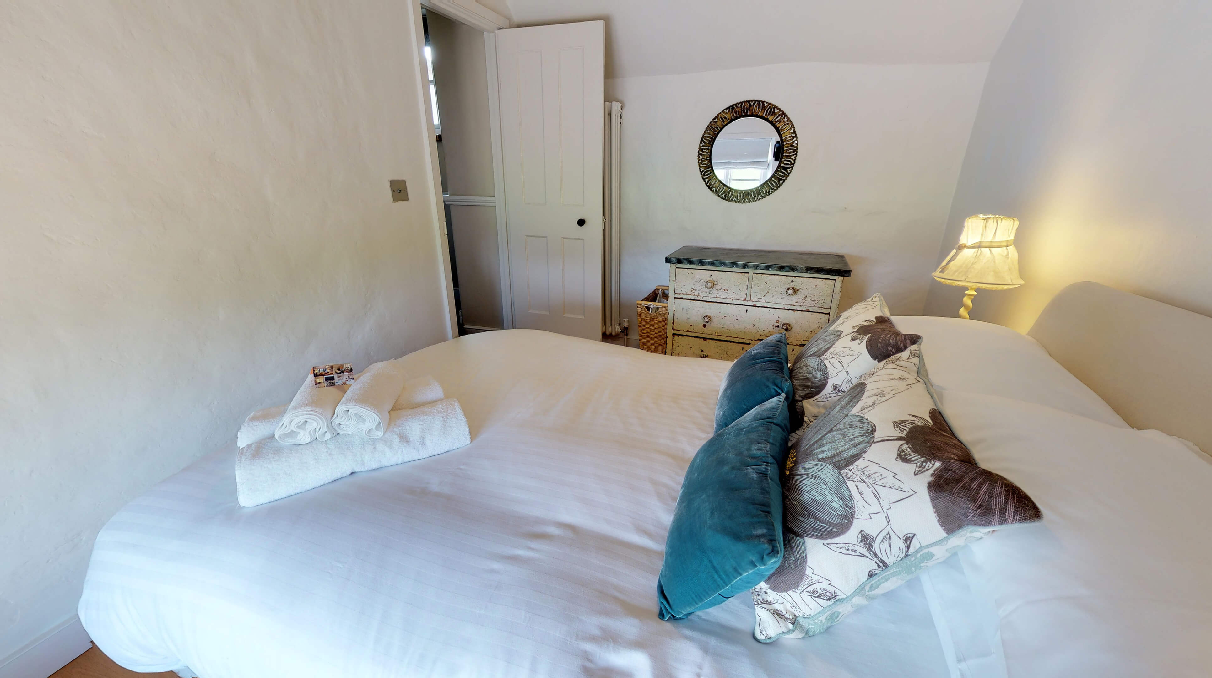 Lower Heyford Three Bedroom Coopers Cottage Bedroom One 2