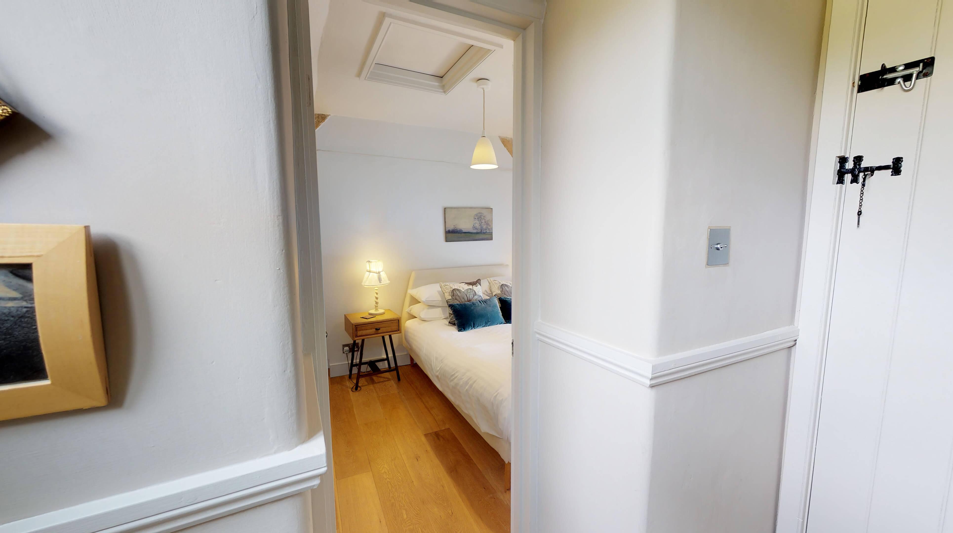 Lower Heyford Three Bedroom Coopers Cottage Bedroom One 5