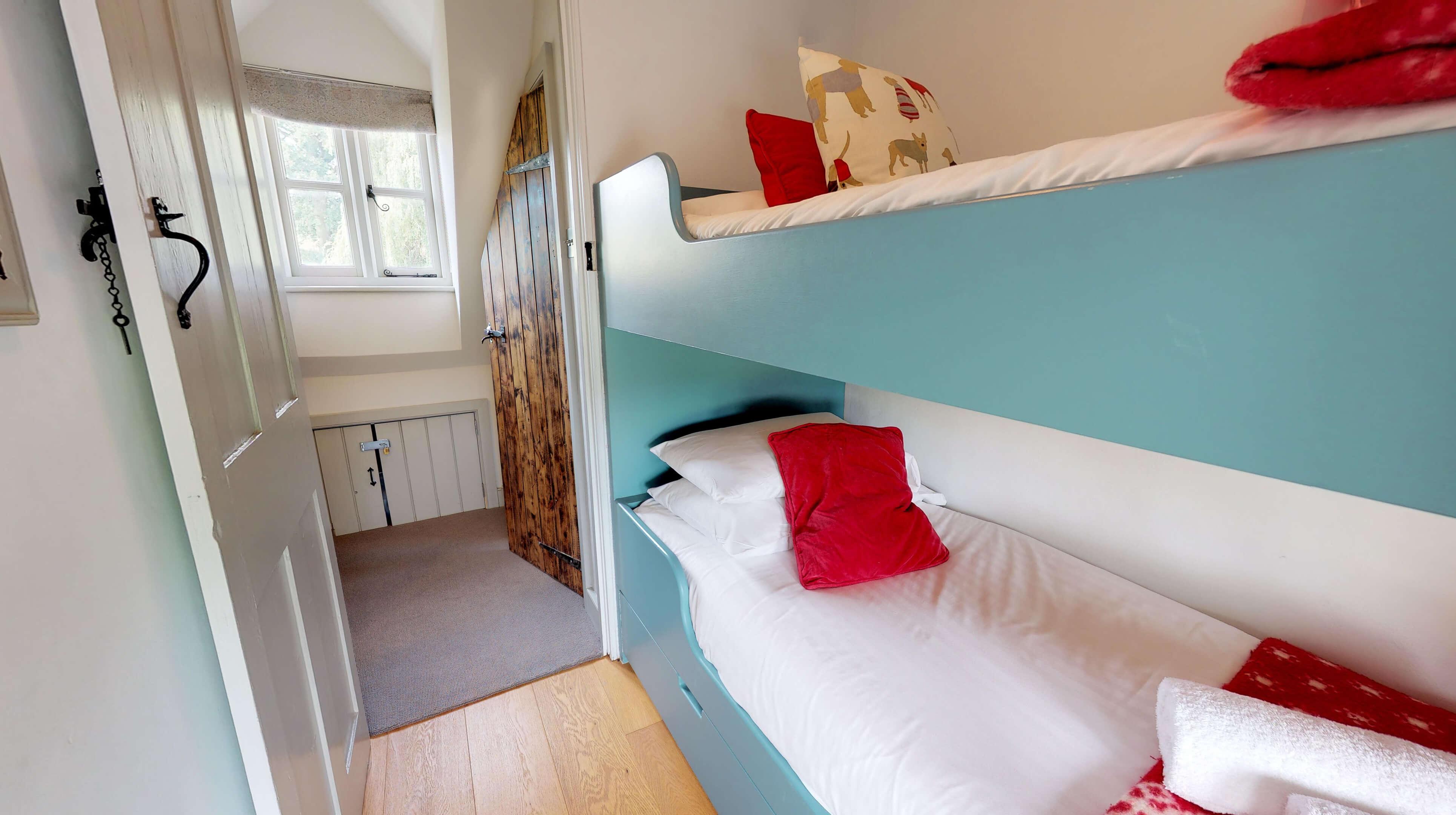 Lower Heyford Three Bedroom Coopers Cottage Bedroom Three 1