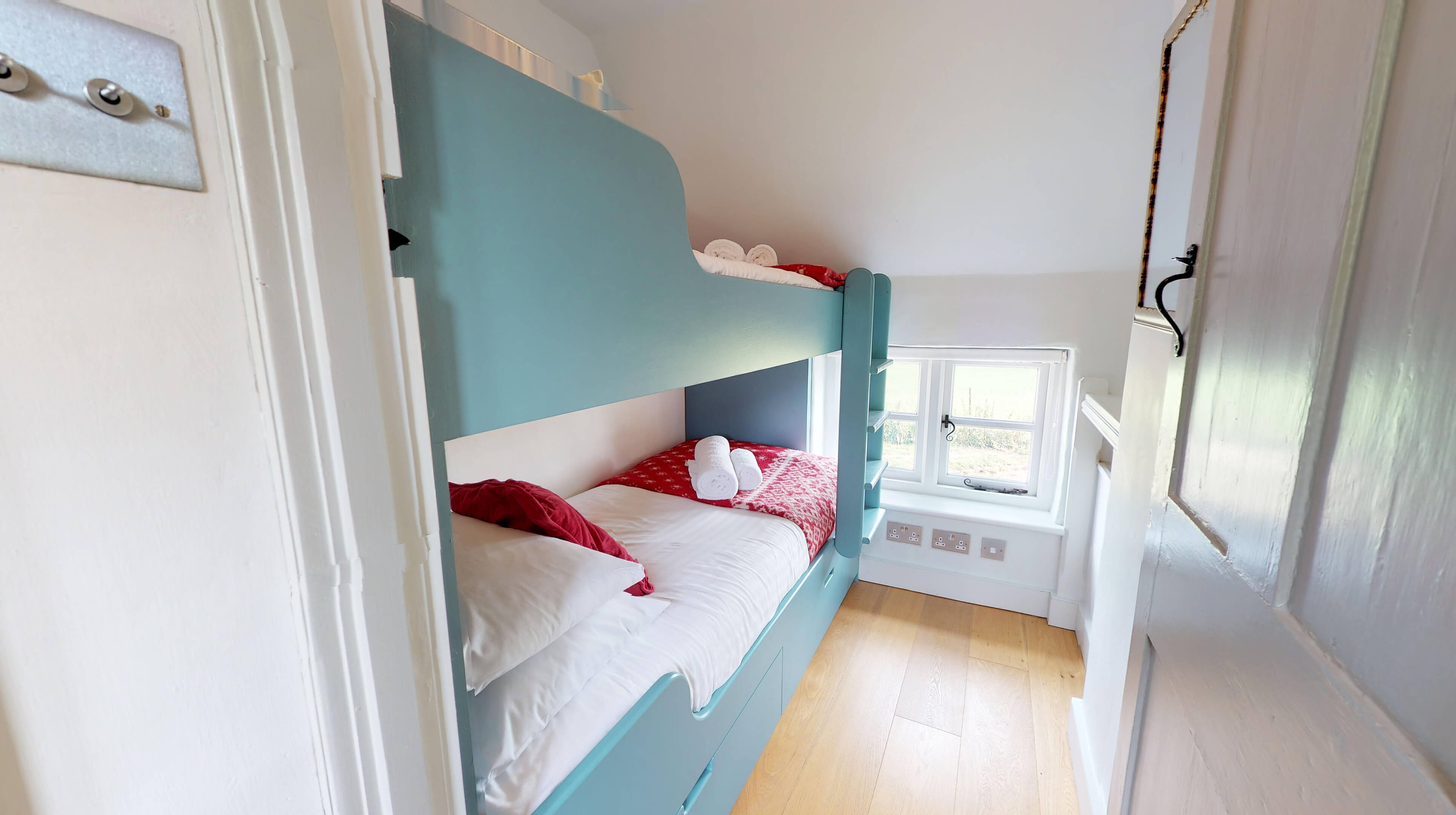 Lower Heyford Three Bedroom Coopers Cottage Bedroom Three 2