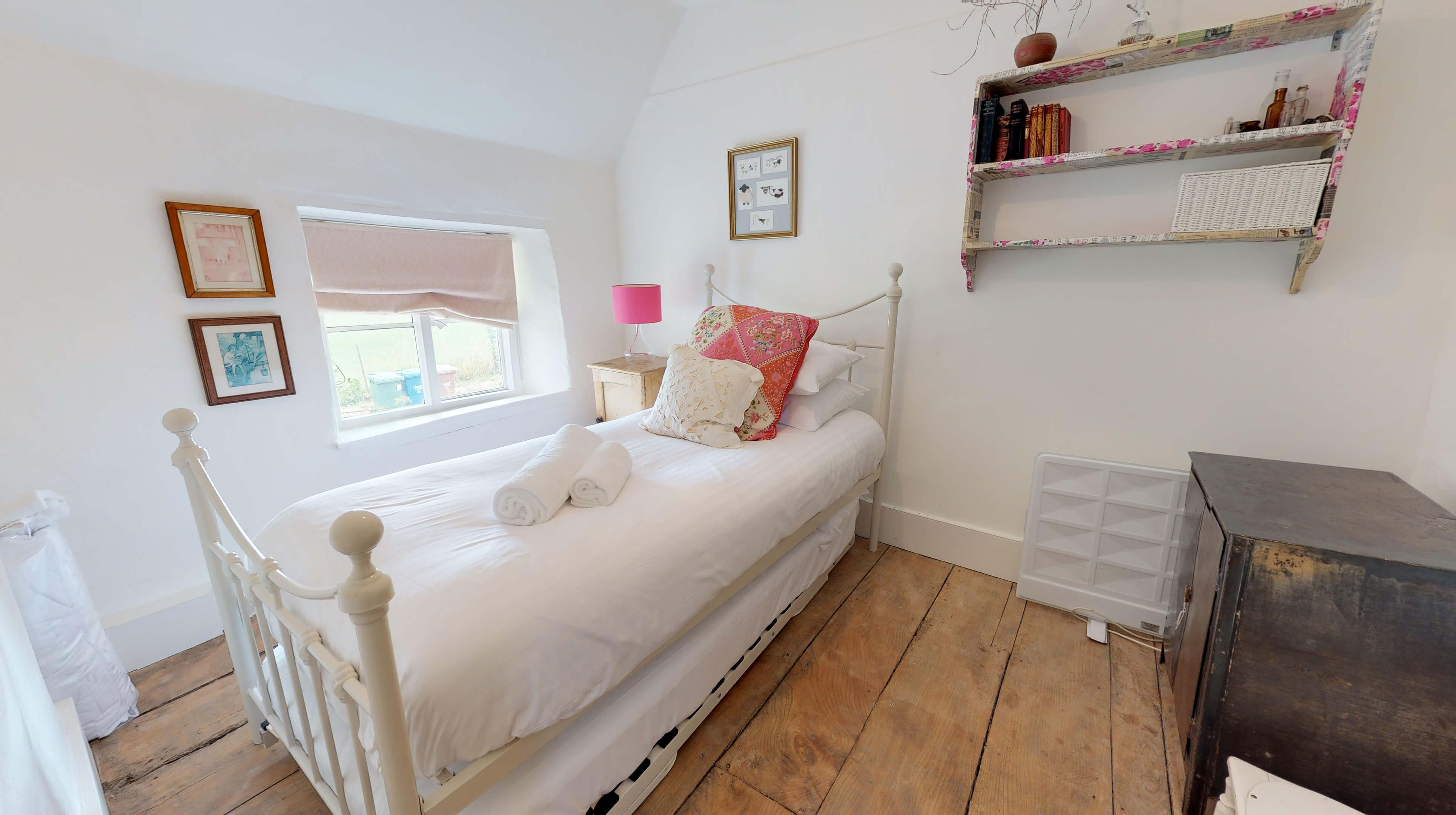 Lower Heyford Three Bedroom Coopers Cottage Bedroom Two 1