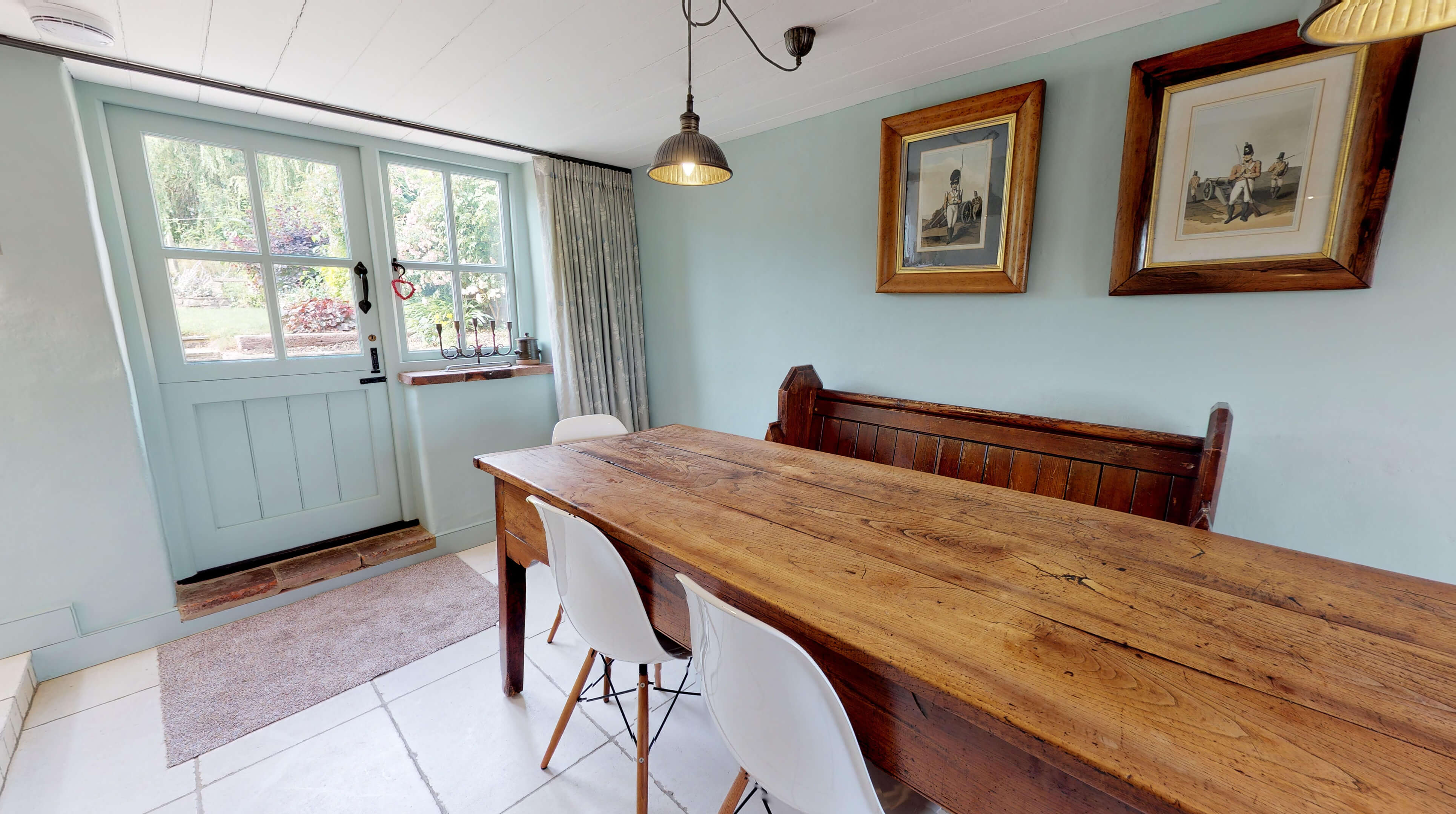 Lower Heyford Three Bedroom Coopers Cottage Dining Room 2