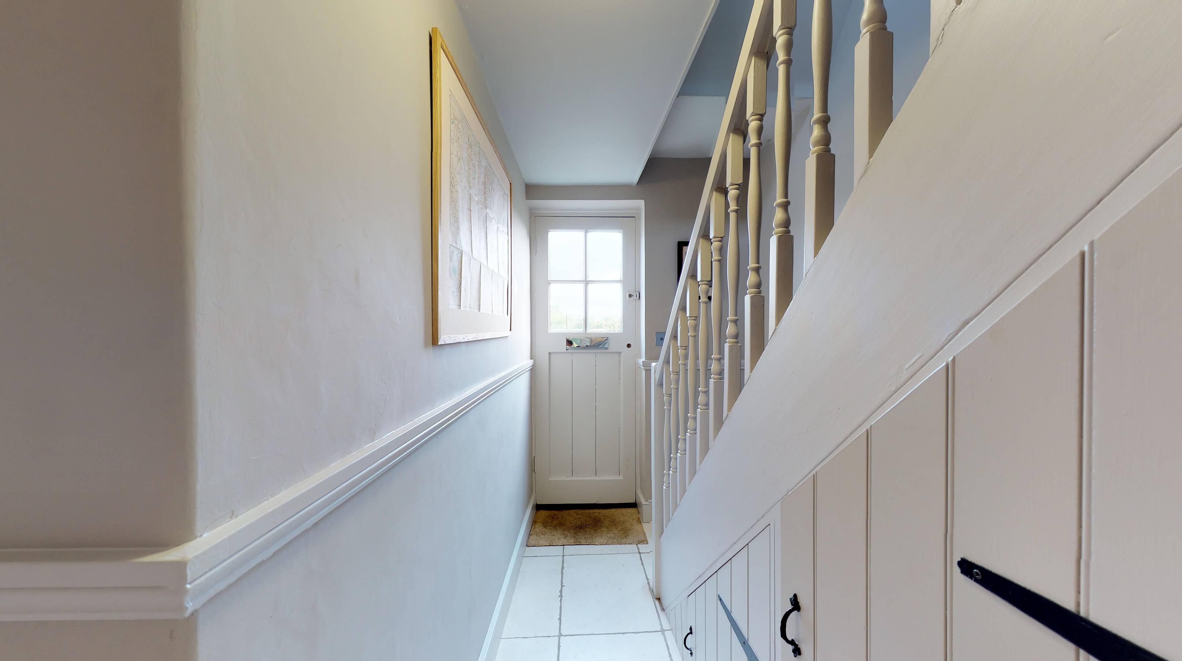 Lower Heyford Three Bedroom Coopers Cottage Hallway
