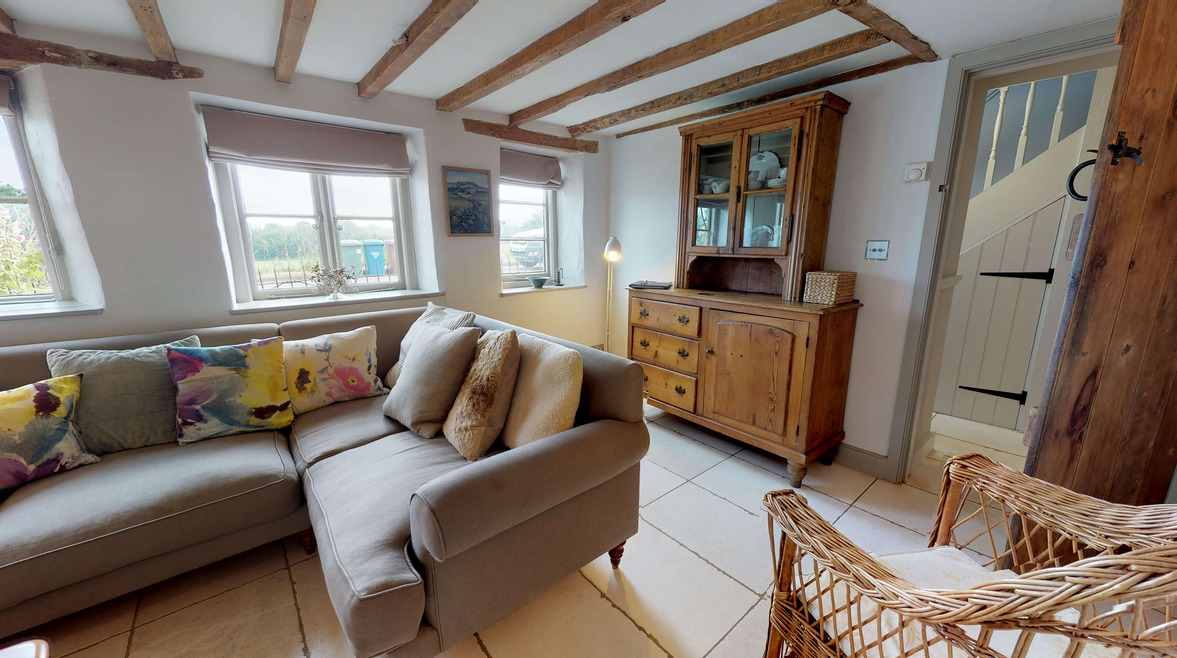 Lower Heyford Three Bedroom Coopers Cottage Living Room 5