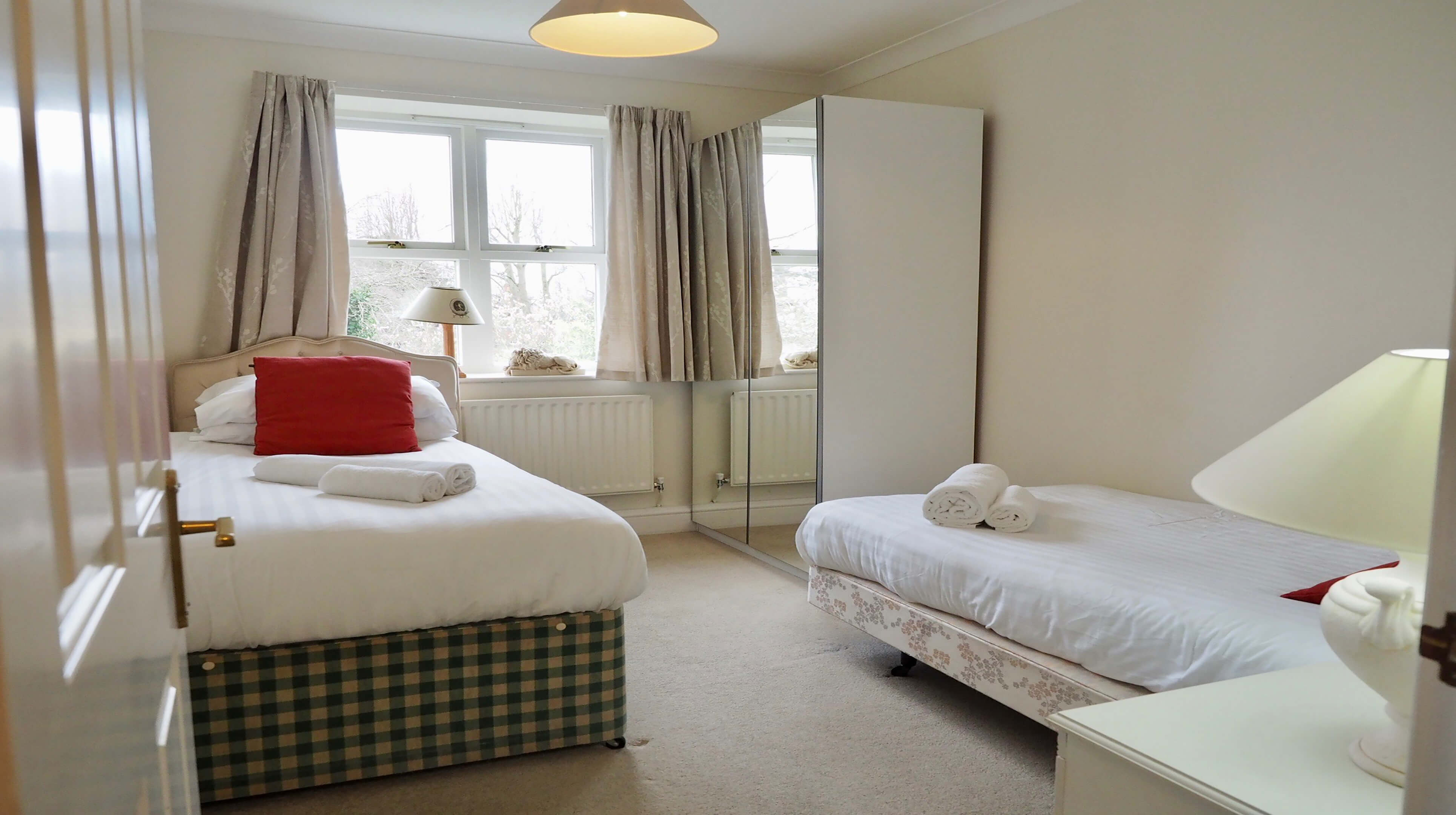 Oxford Two Bedroom Bishop Kirk Place Bedroom Two 1