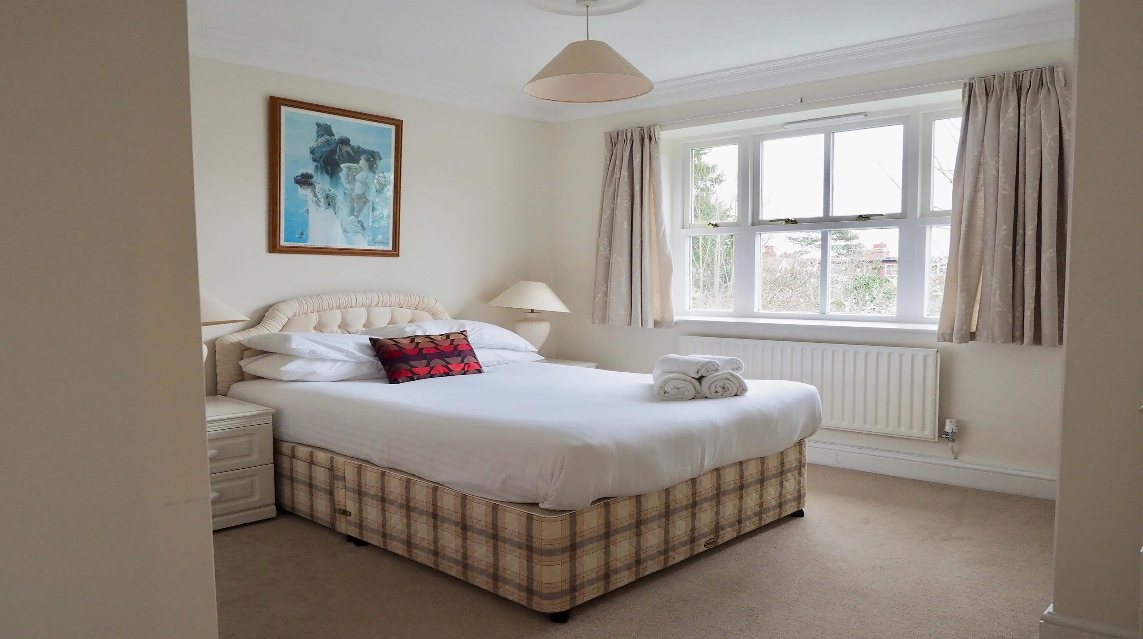 Oxford Two Bedroom Bishop Kirk Place Bedroom One 1