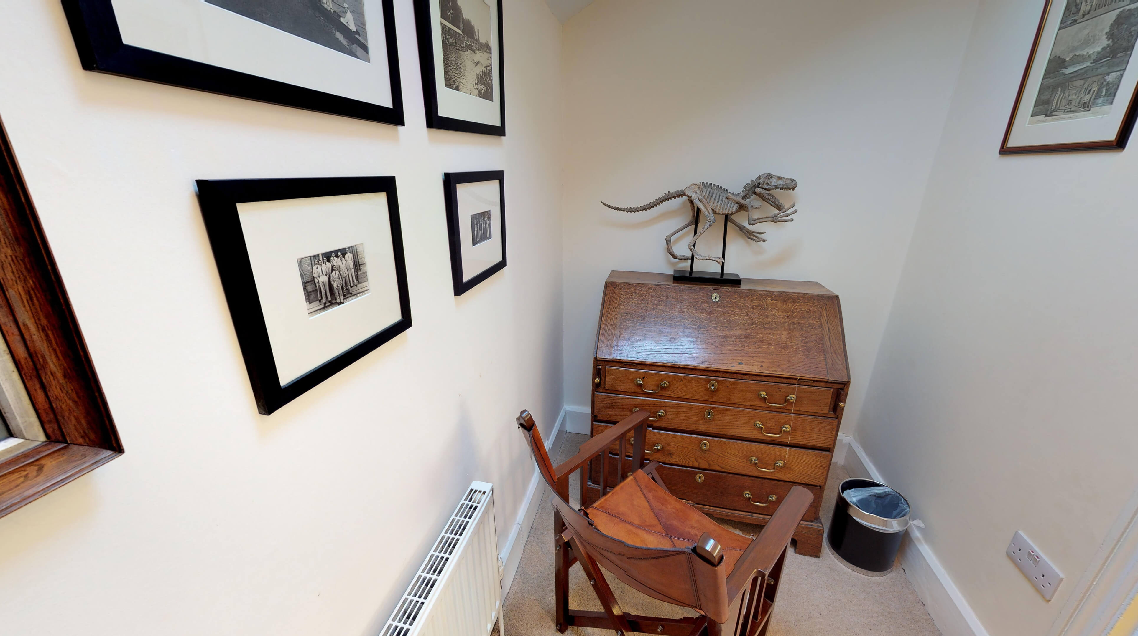 Bladon Two Bedroom Home Farm Cottage Study