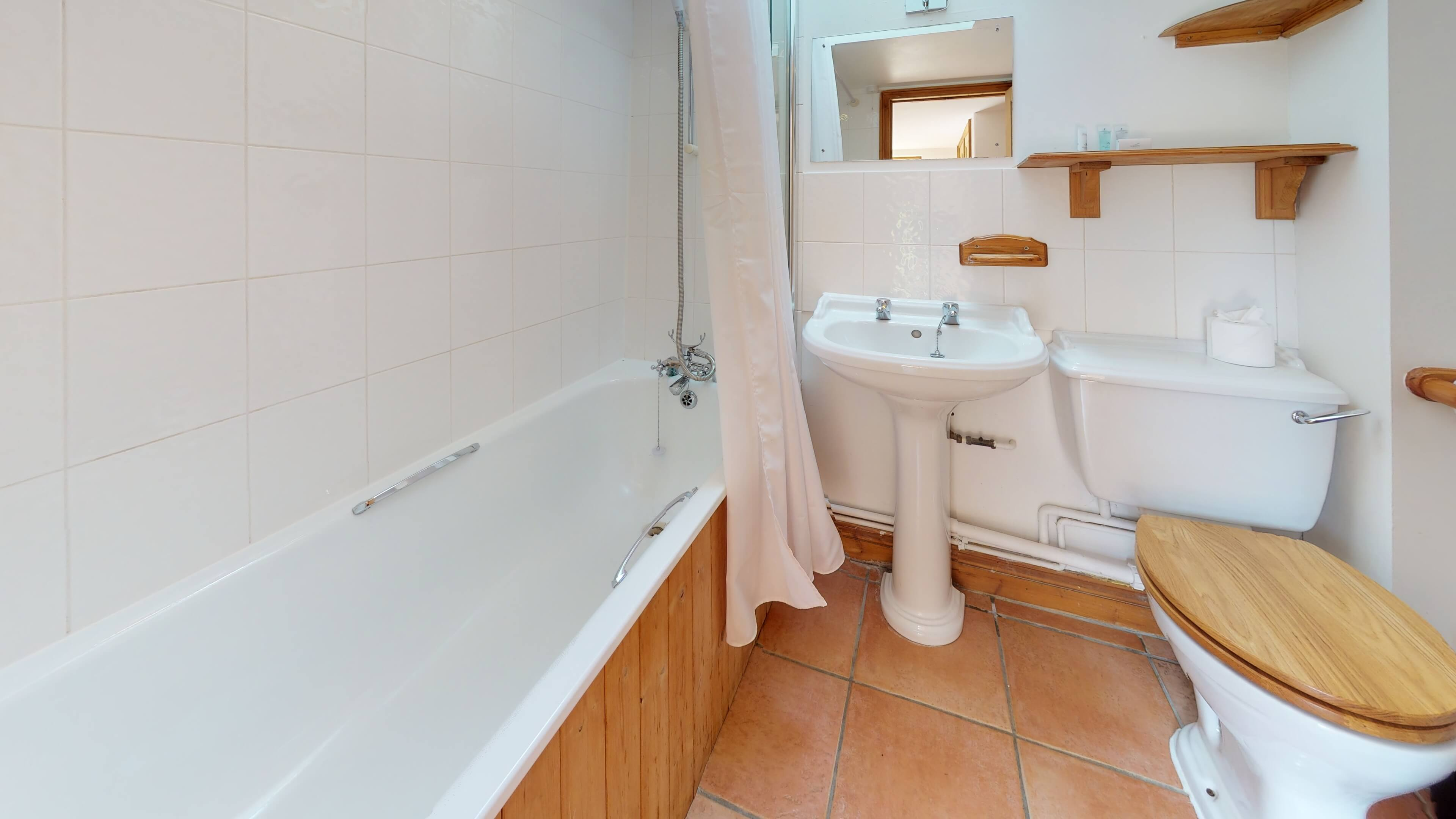 Butlers Stall Bathroom Bath