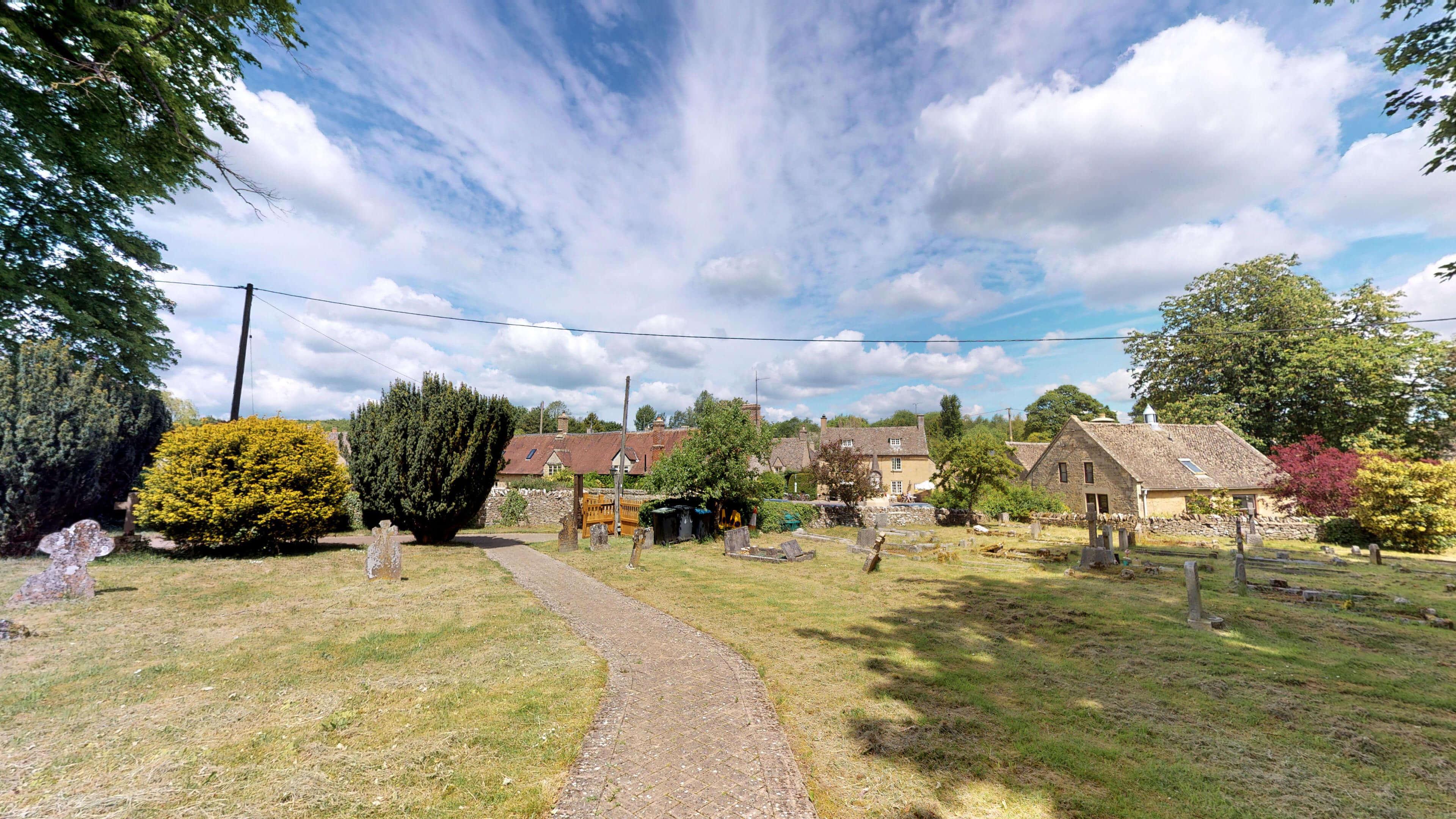 Butlers Stall Ramsden Village