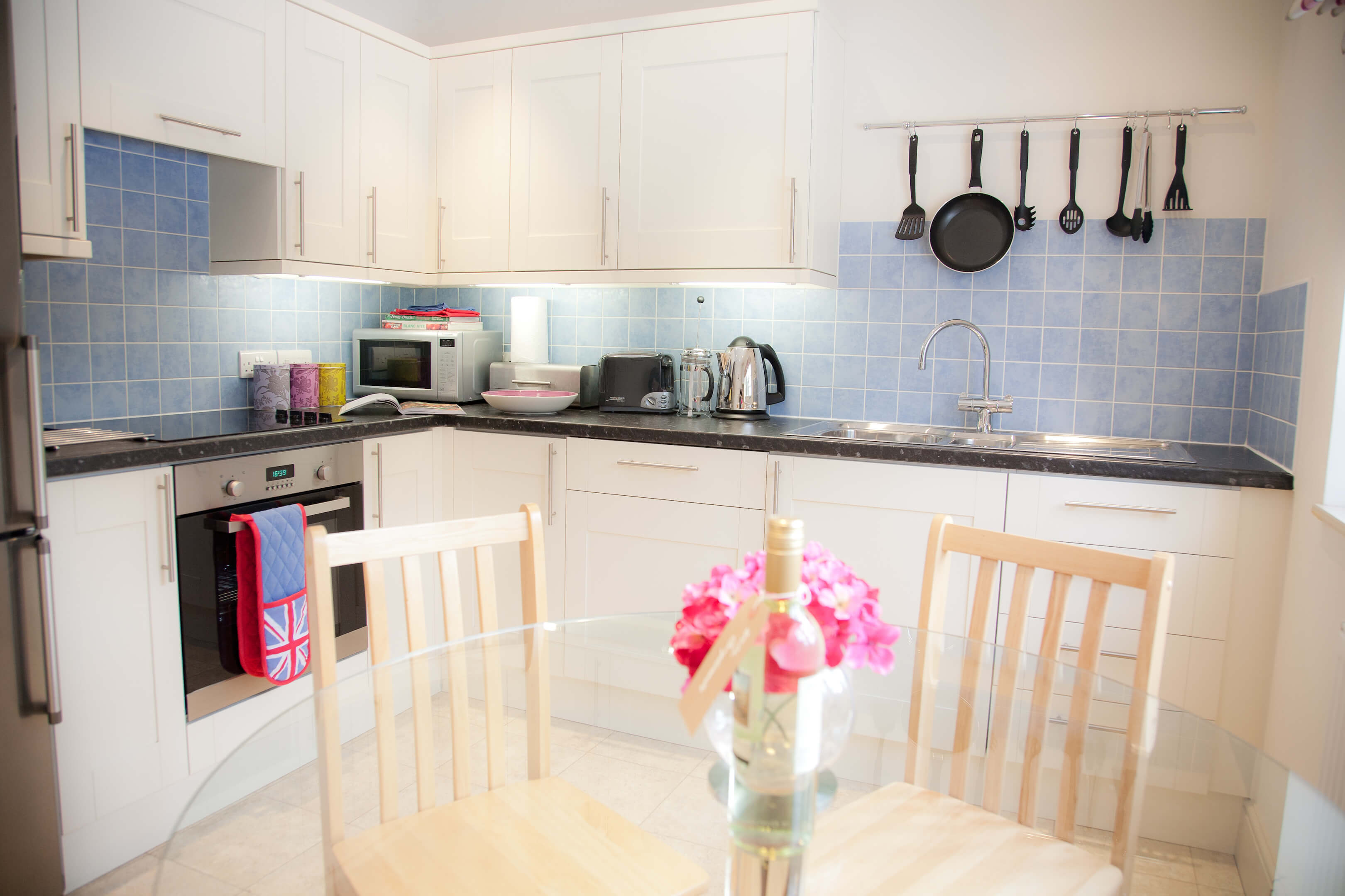 Oxford Shortlet Self Catering Apartment Doubleroom Beech Cottage 28