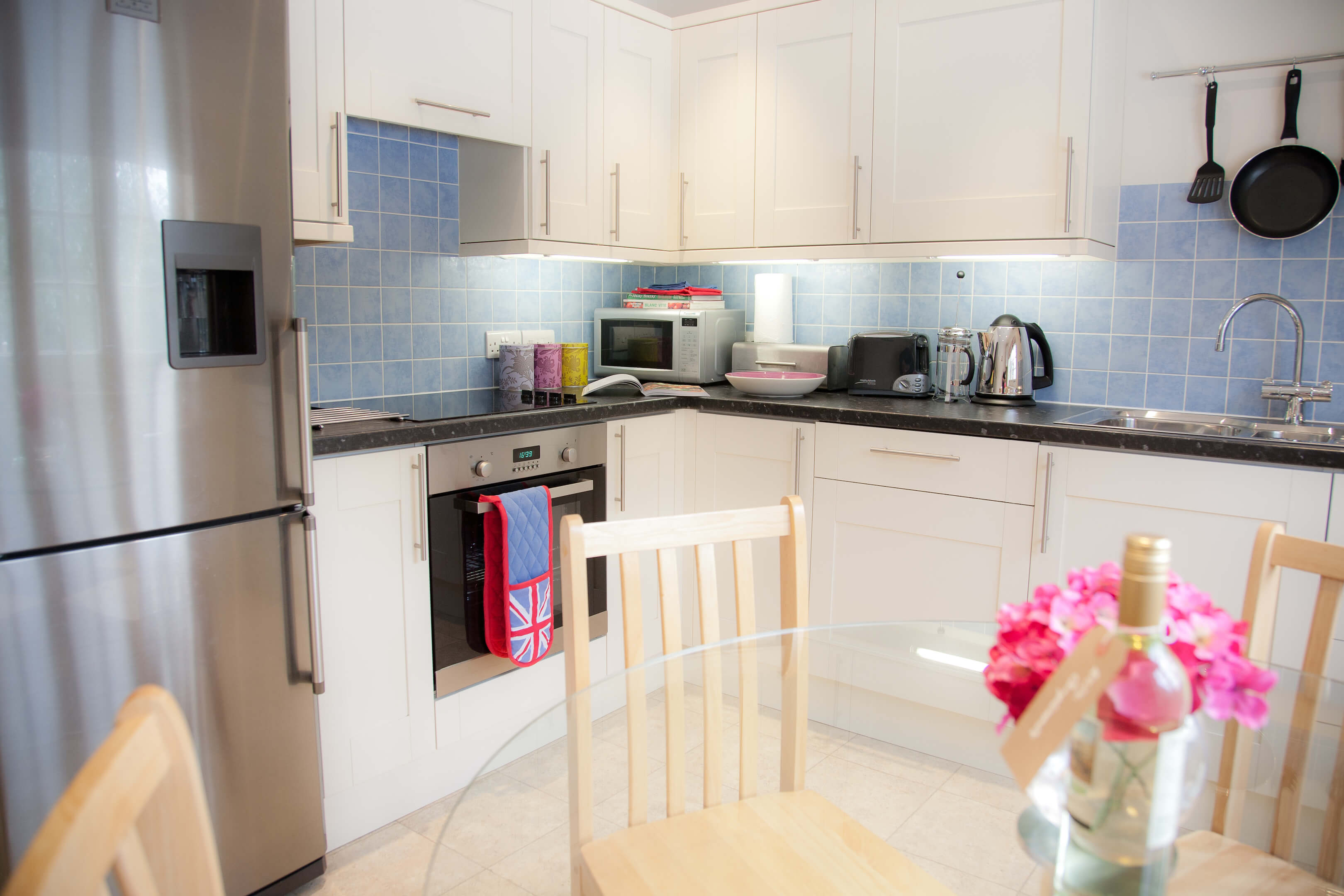 Oxford Shortlet Self Catering Apartment Doubleroom Beech Cottage 27