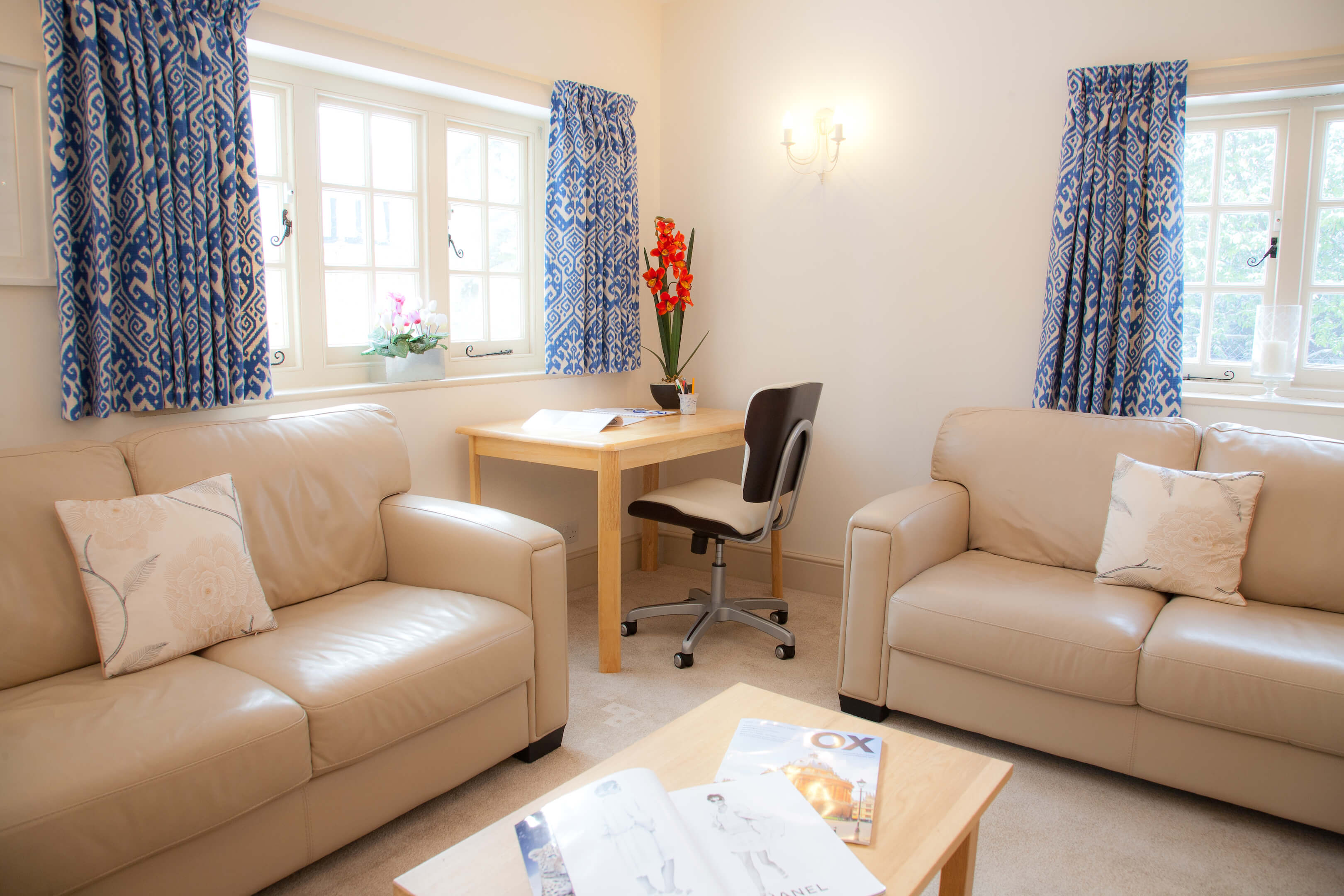 Oxford Shortlet Self Catering Apartment Doubleroom Beech Cottage 24