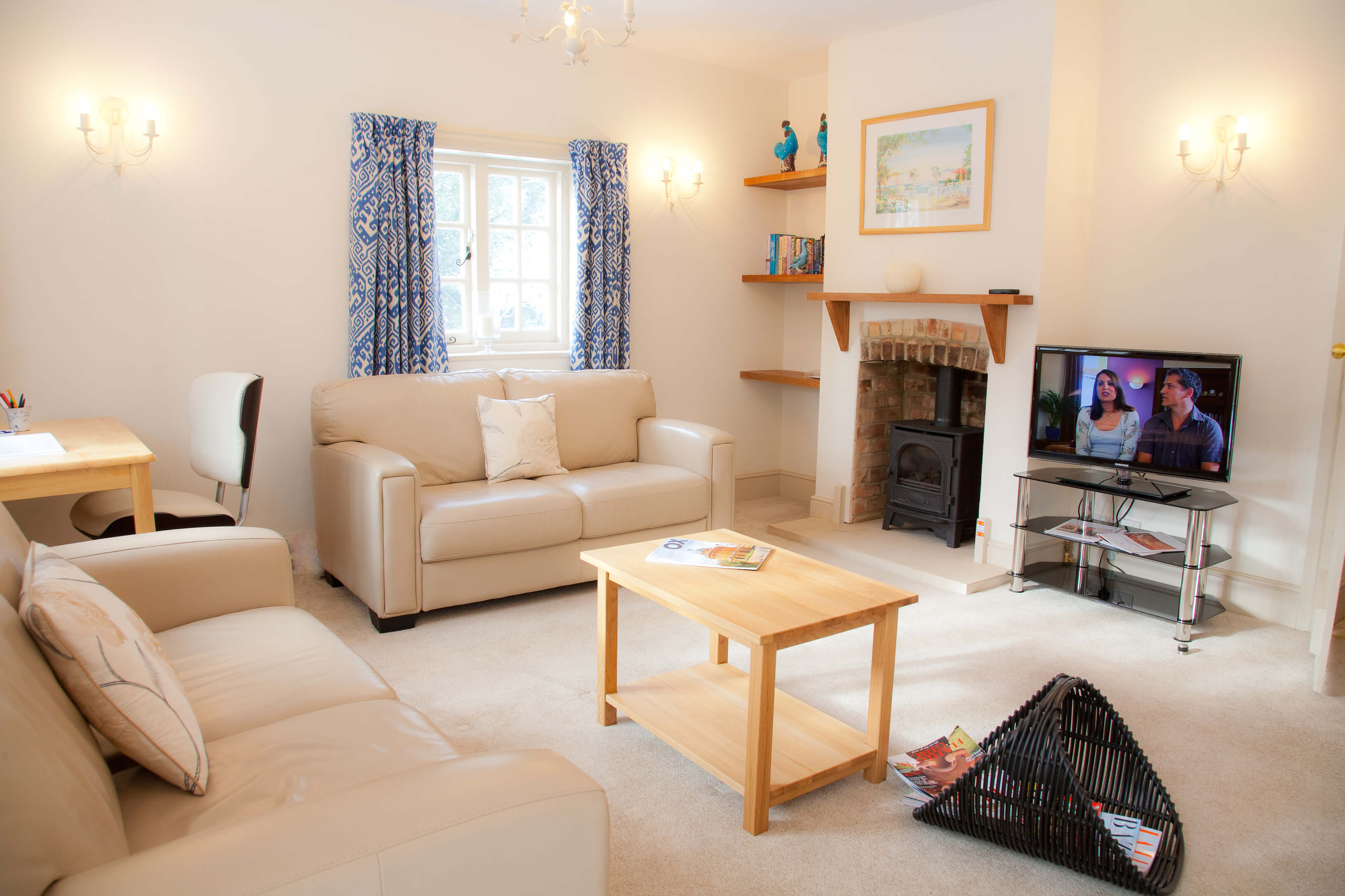 Oxford Shortlet Self Catering Apartment Doubleroom Beech Cottage 23