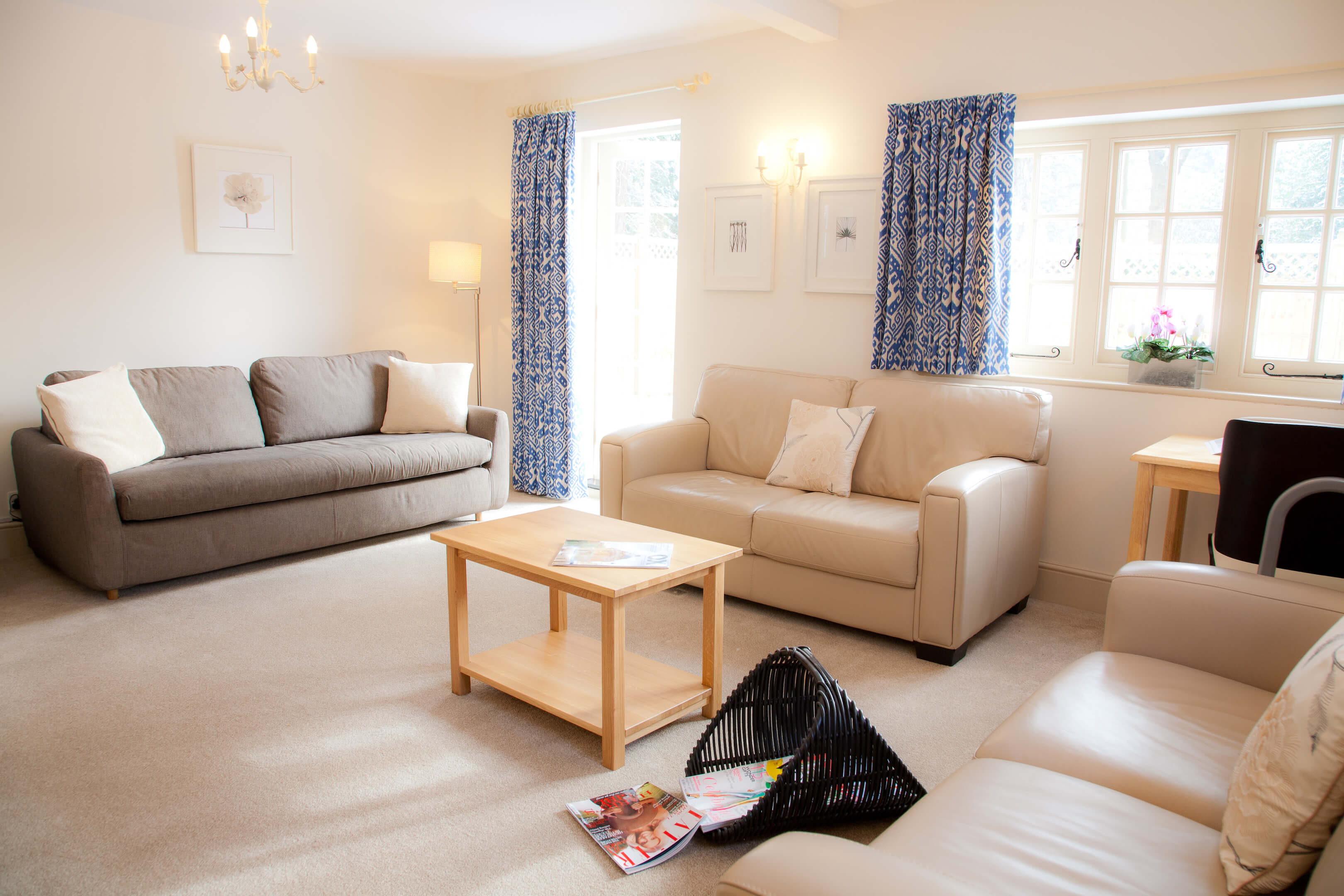 Oxford Shortlet Self Catering Apartment Doubleroom Beech Cottage 21