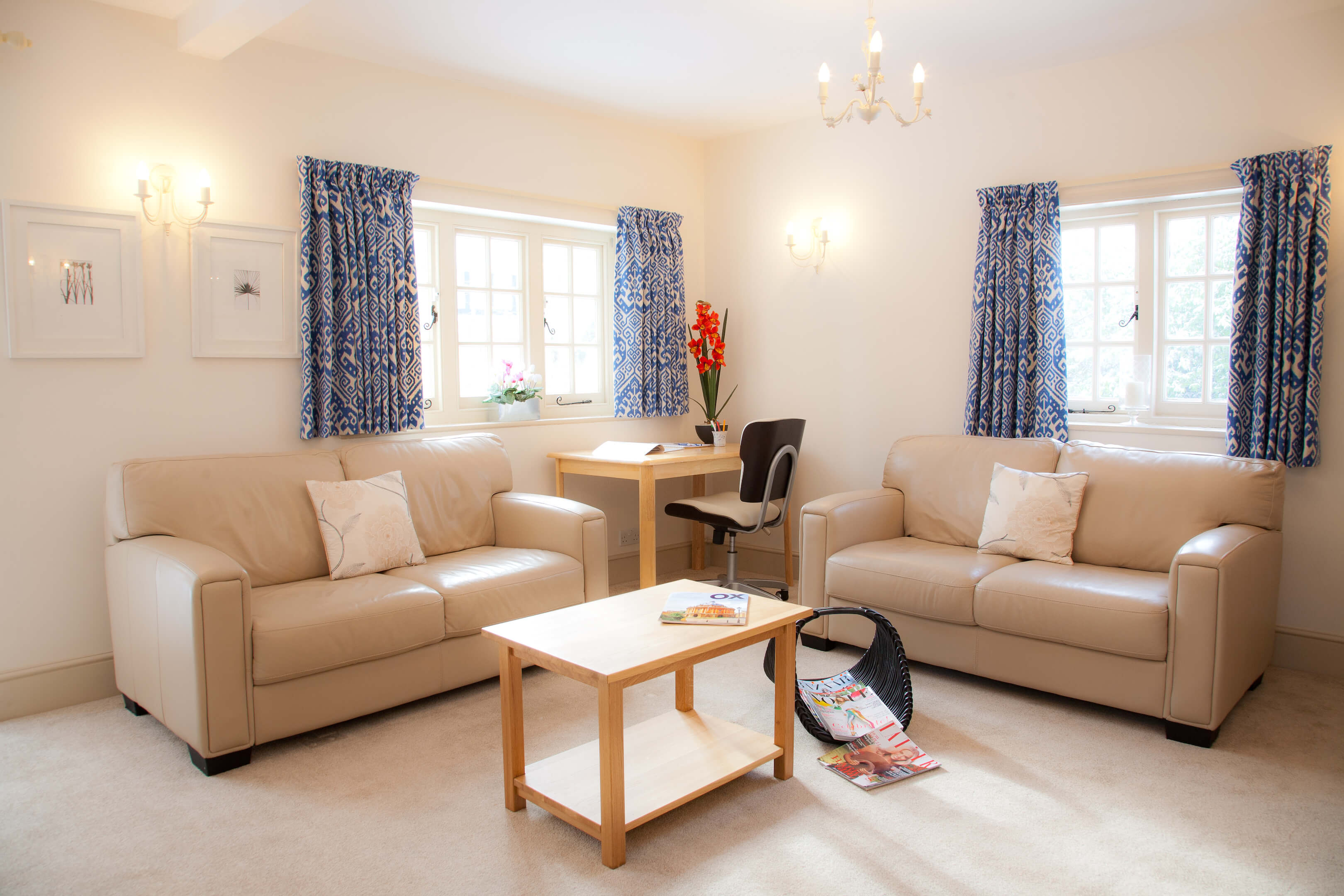 Oxford Shortlet Self Catering Apartment Doubleroom Beech Cottage 19