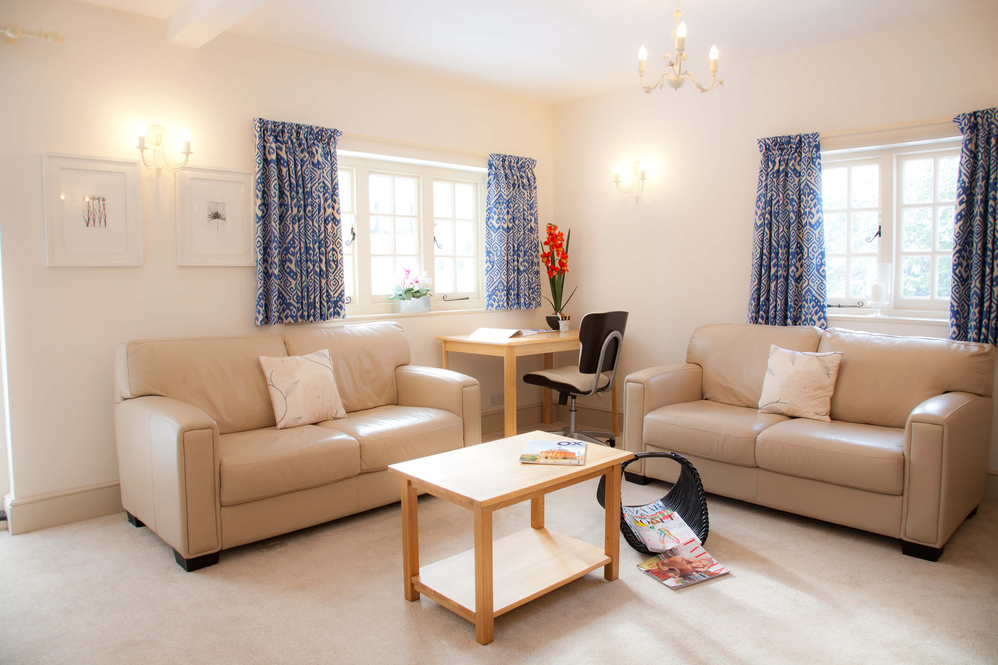 Oxford Shortlet Self Catering Apartment Doubleroom Beech Cottage 18