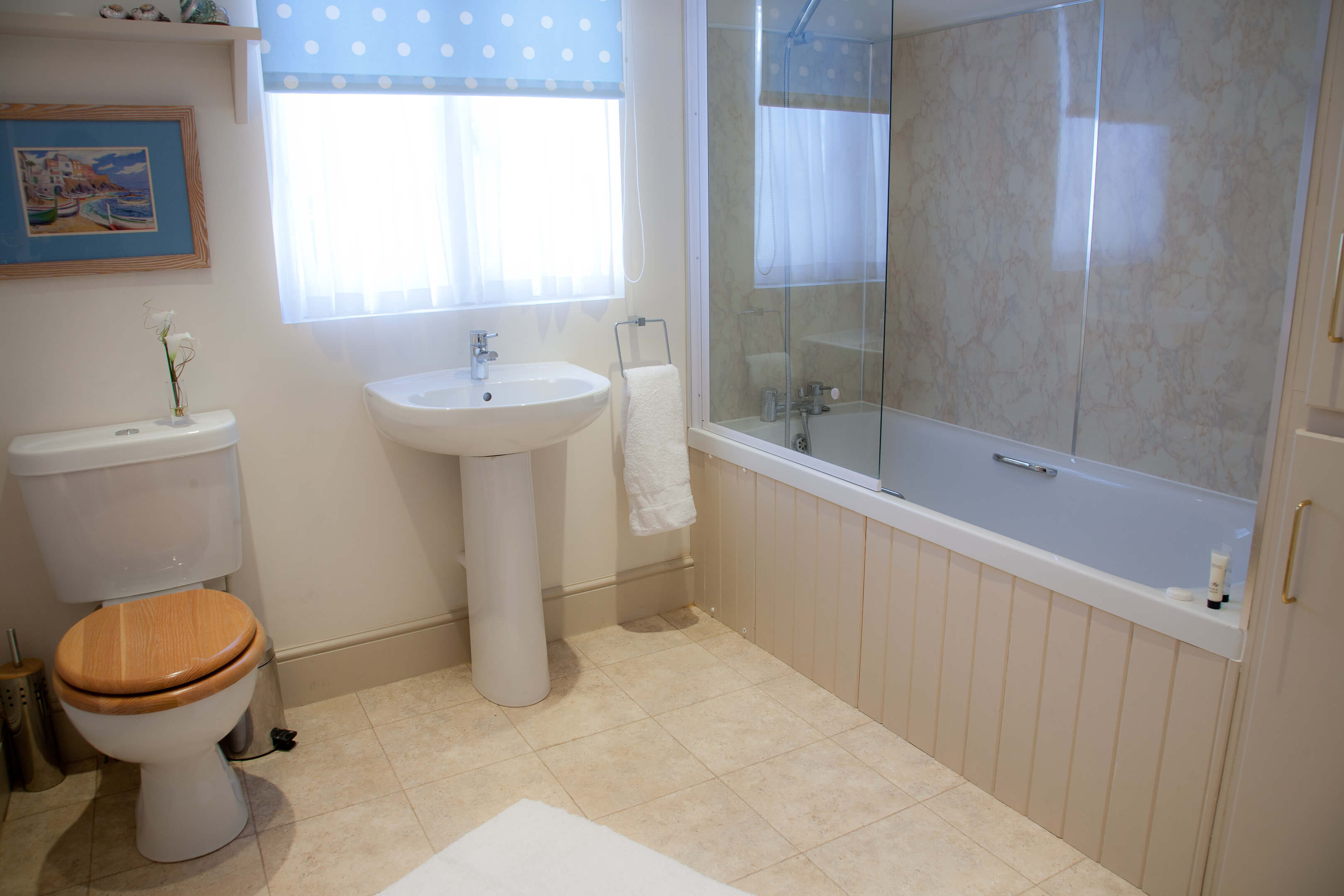Oxford Shortlet Self Catering Apartment Doubleroom Beech Cottage 17