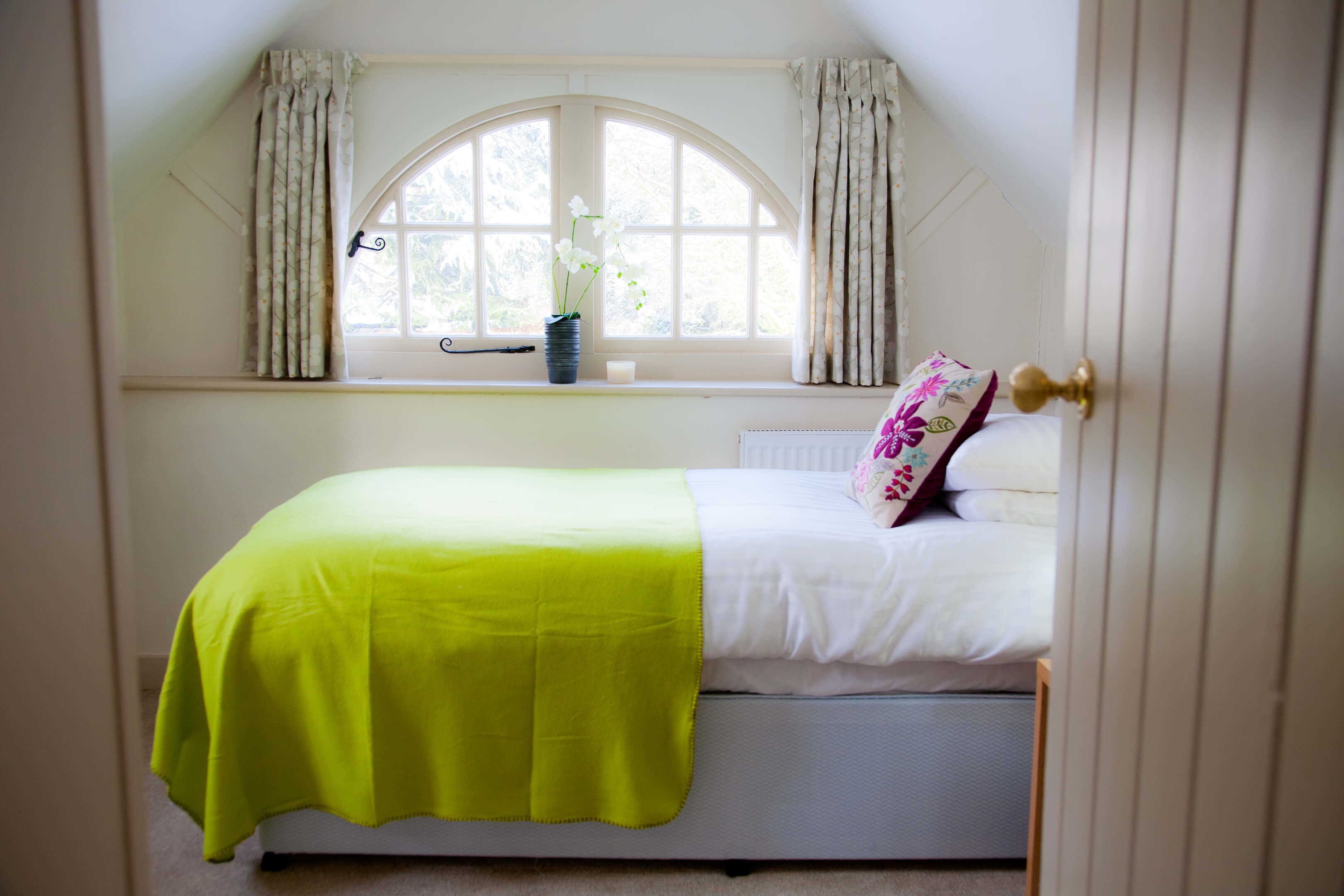 Oxford Shortlet Self Catering Apartment Doubleroom Beech Cottage 12
