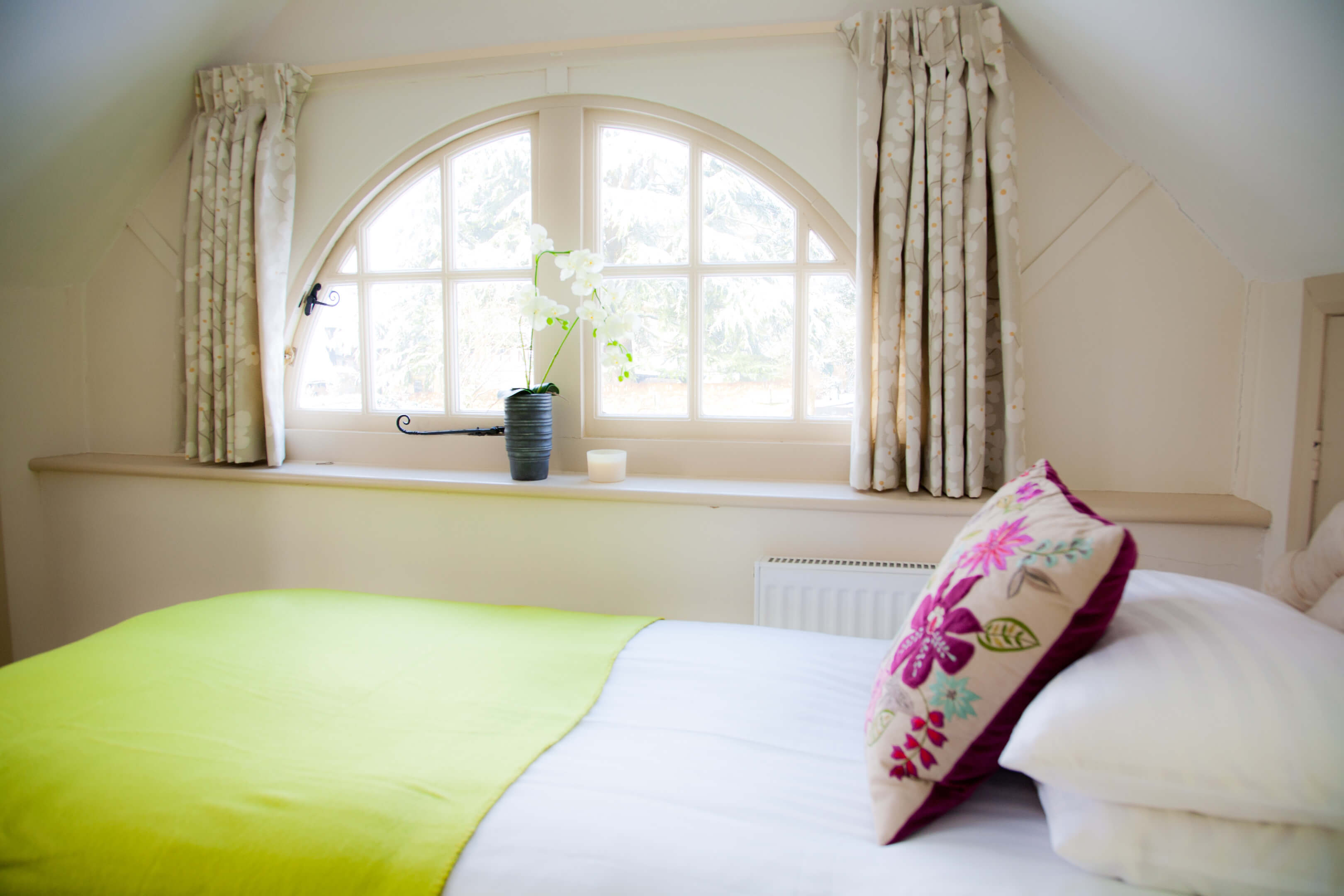 Oxford Shortlet Self Catering Apartment Doubleroom Beech Cottage 10