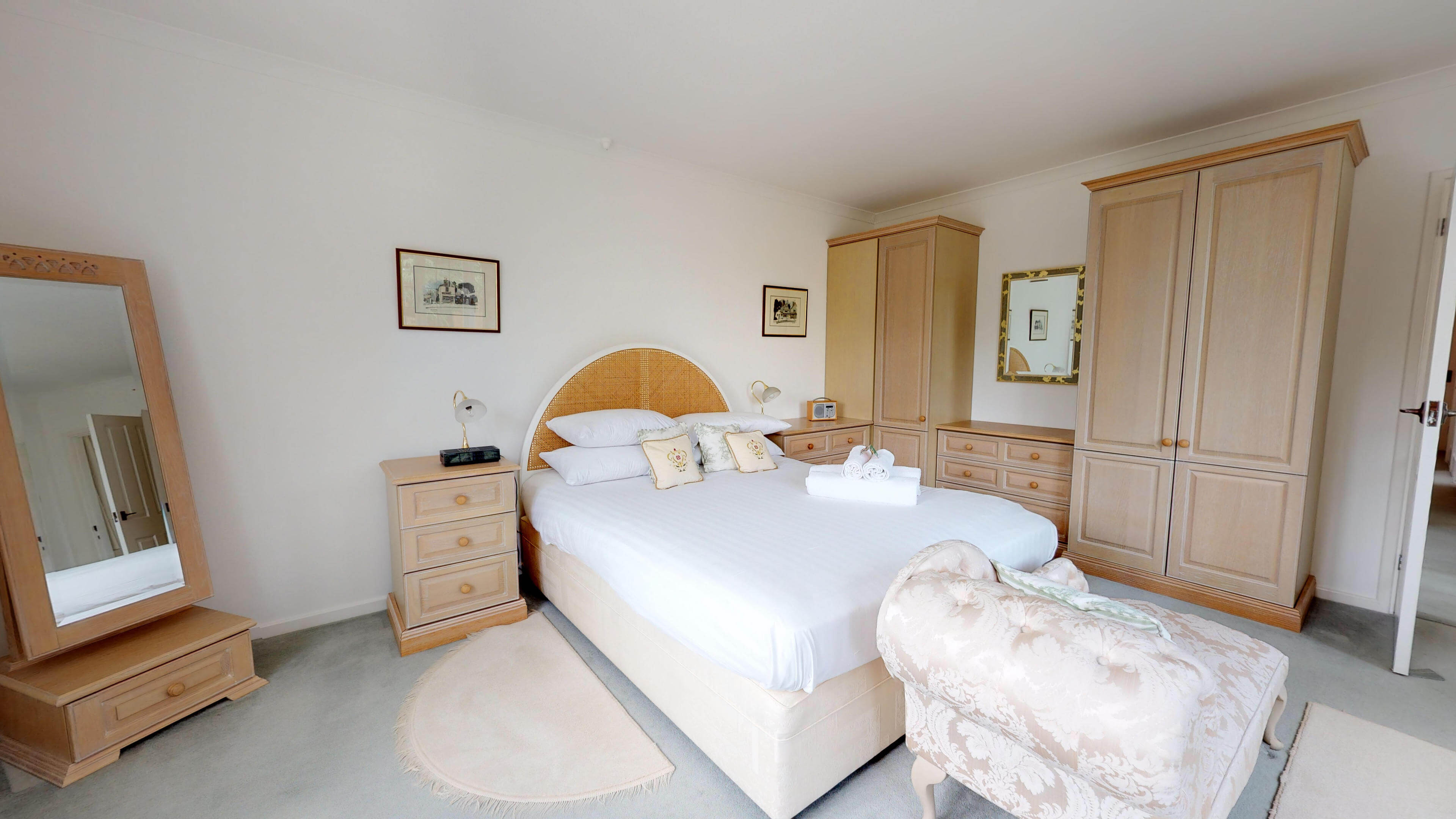 Blenheim Gate Master Bedroom 2