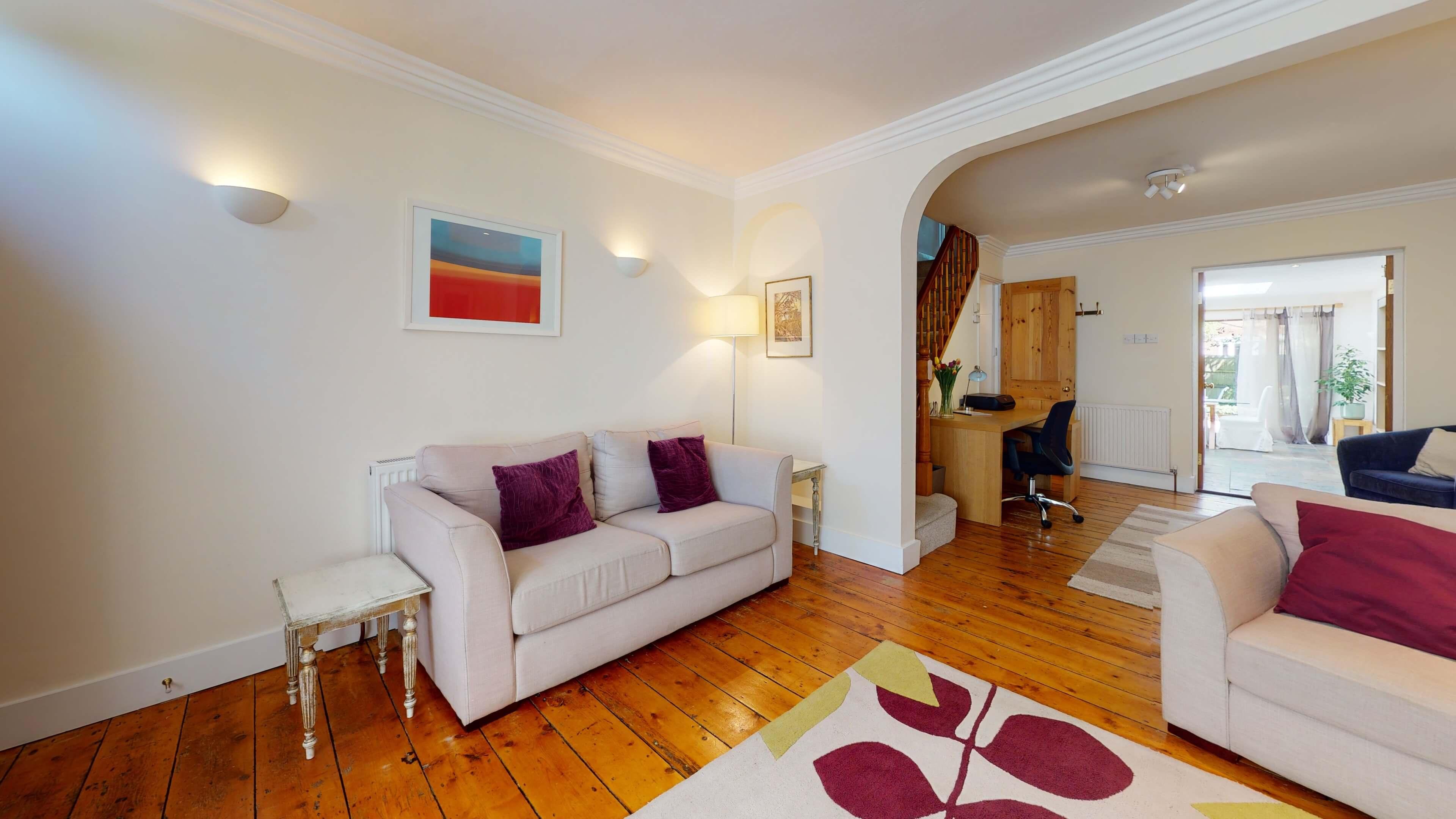 Princes Street Living Room