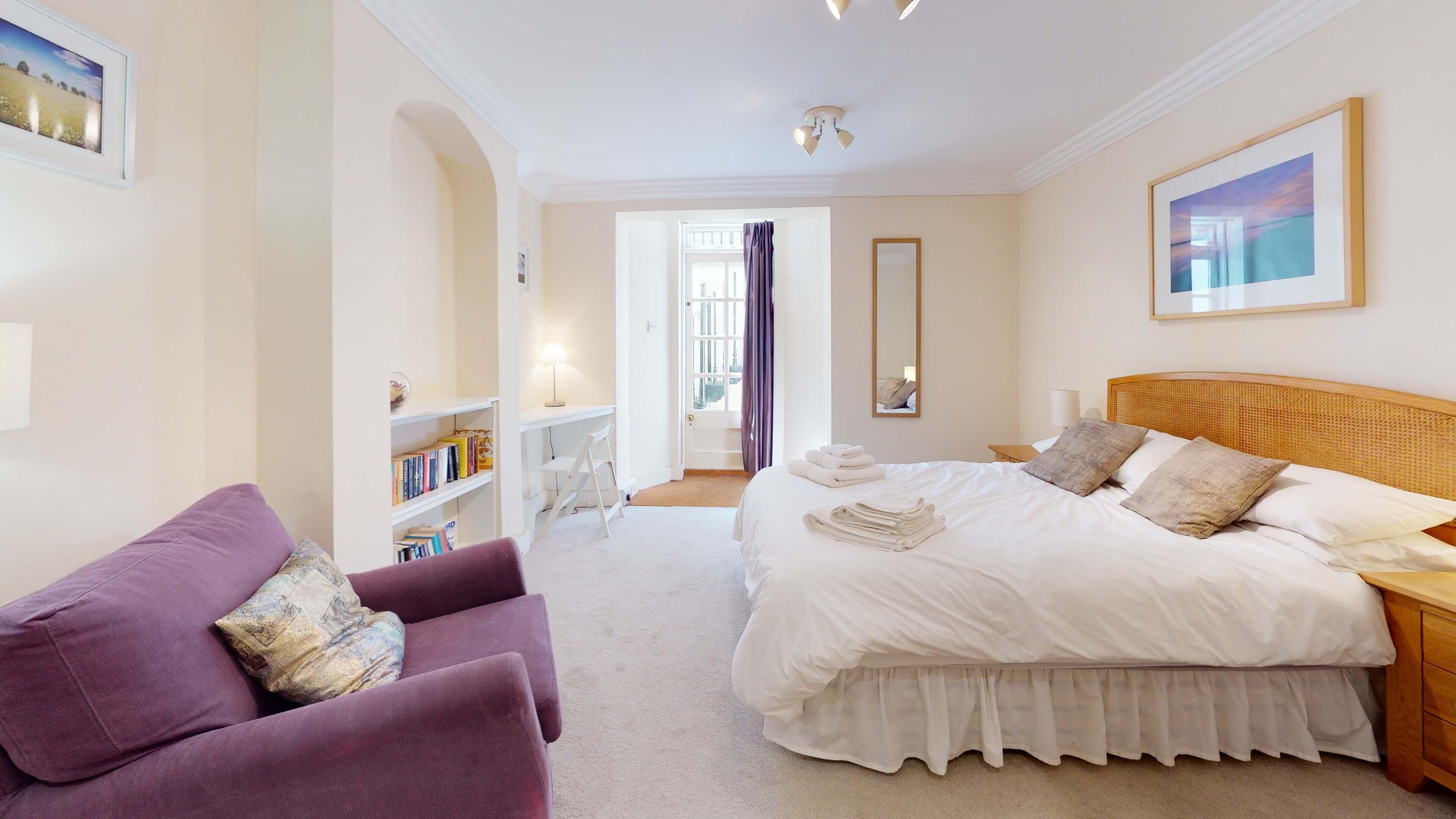 Princes Street Bedroom2