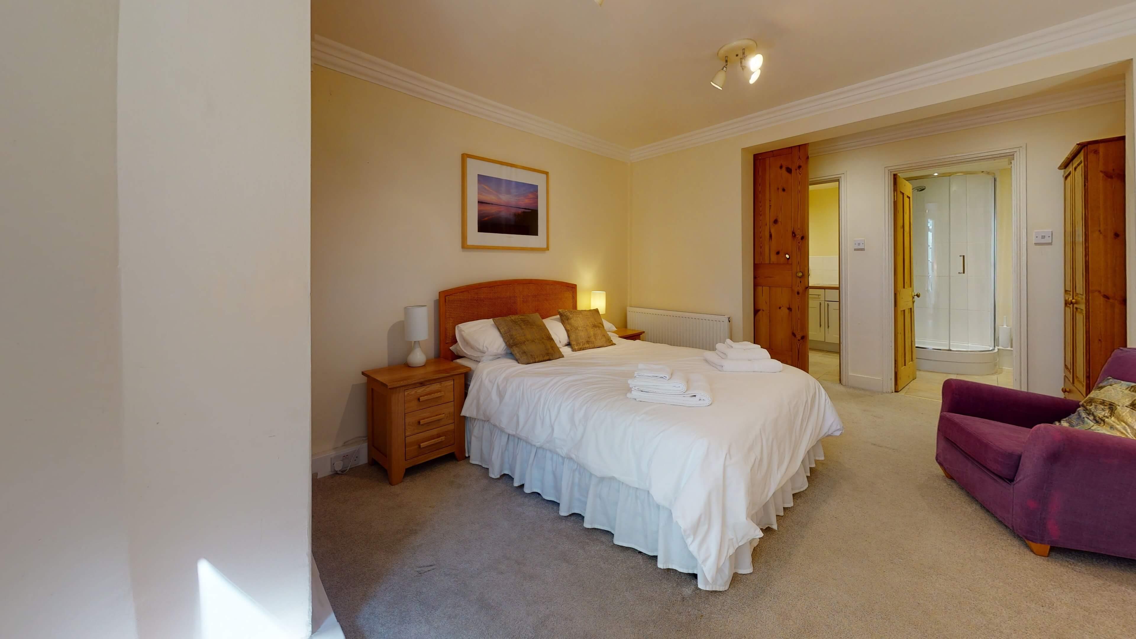 Princes Street Bedroom3