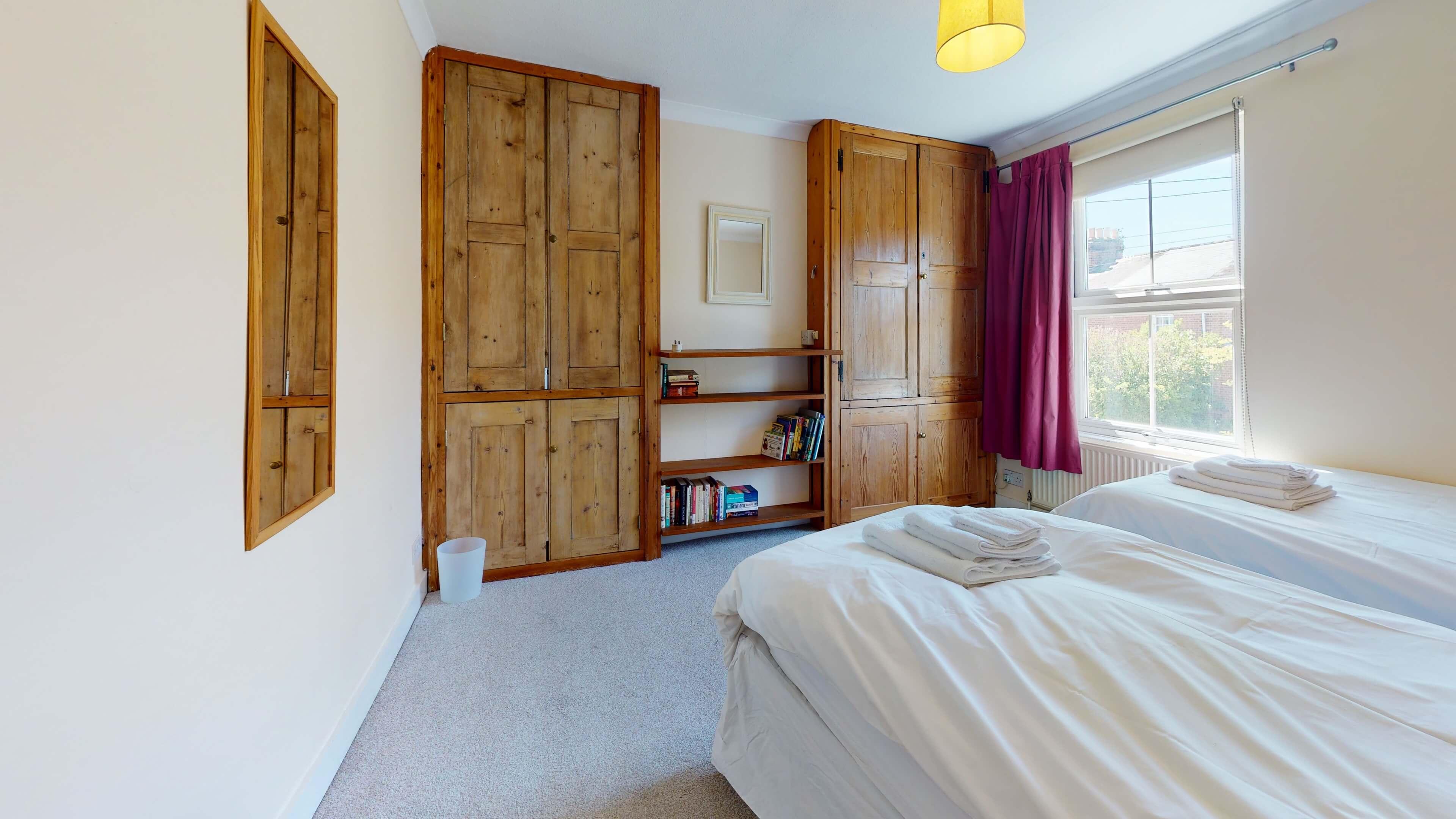 Princes Street Bedroom5