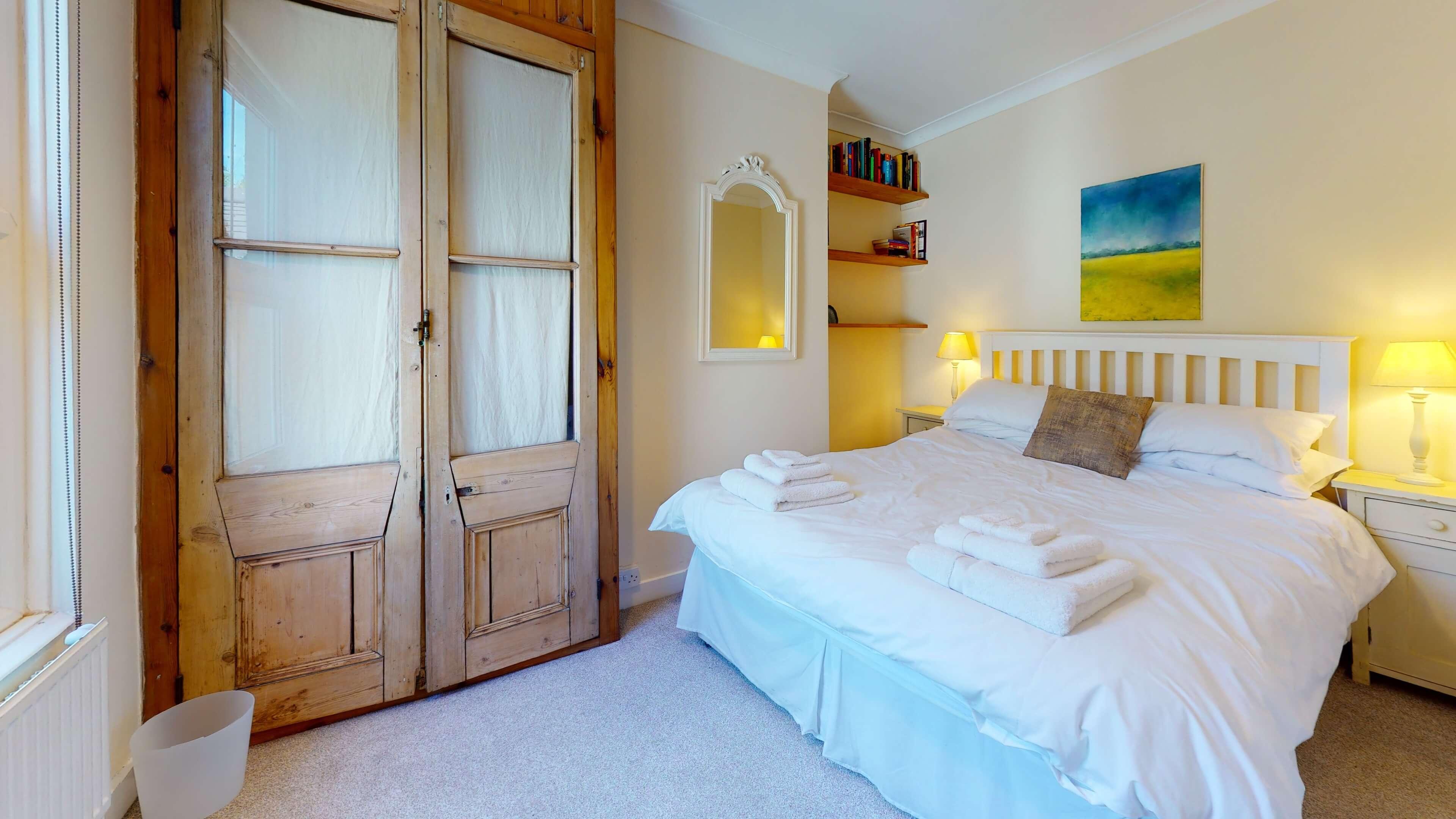 Princes Street Bedroom6