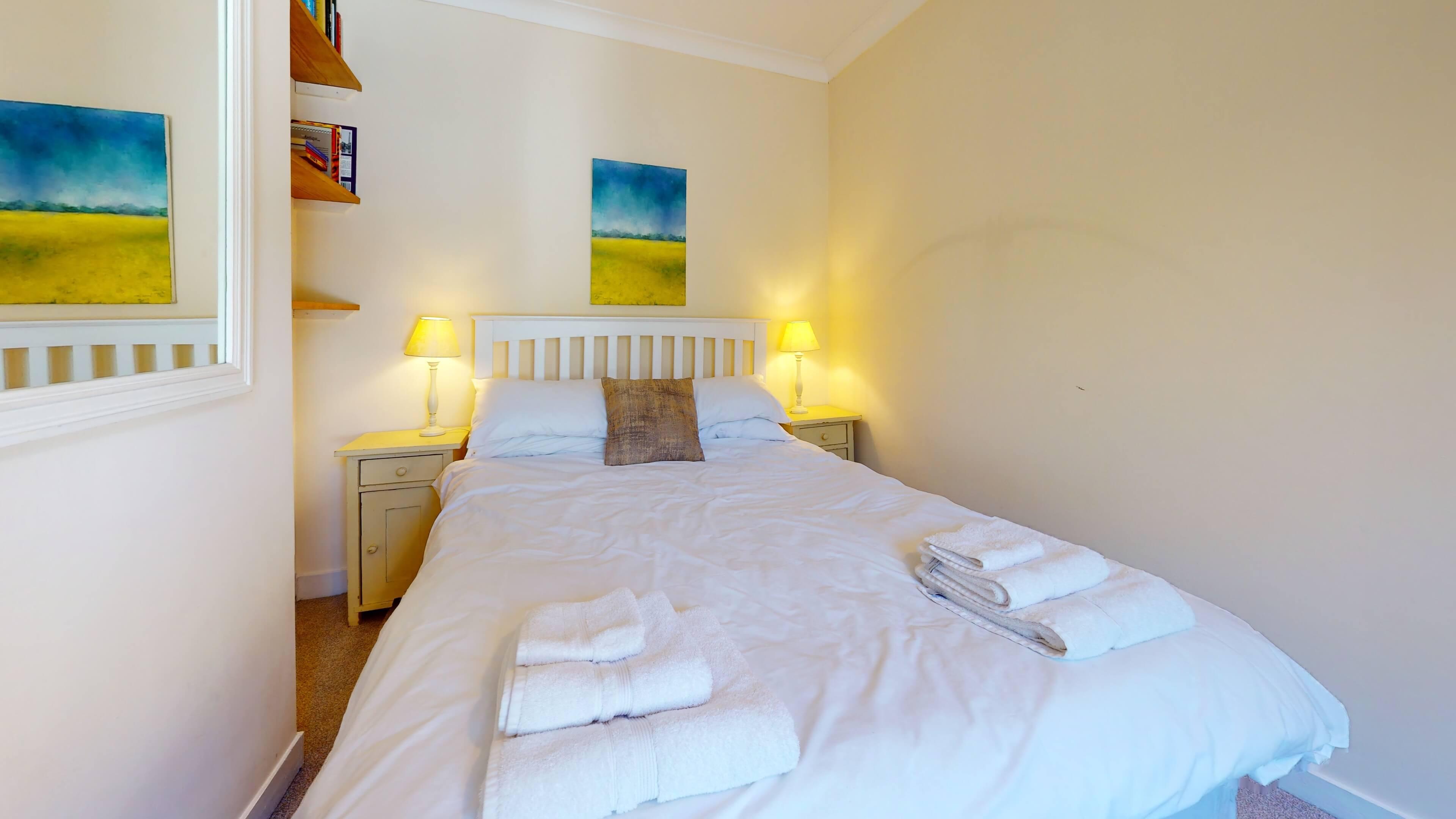 Princes Street Bedroom7
